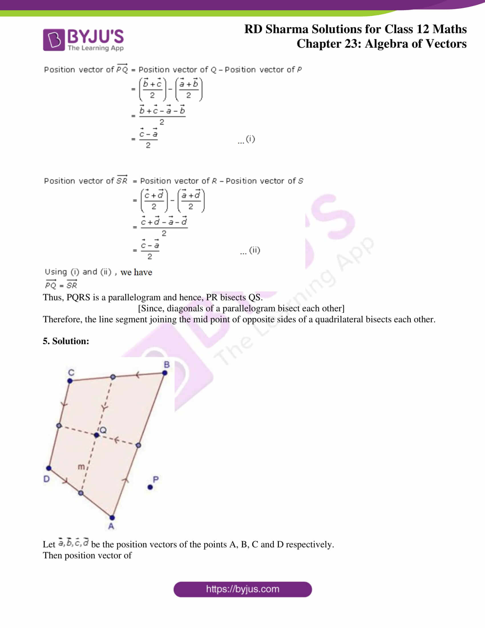 rd sharma class 12 solution for maths chapter 23 ex 4 4