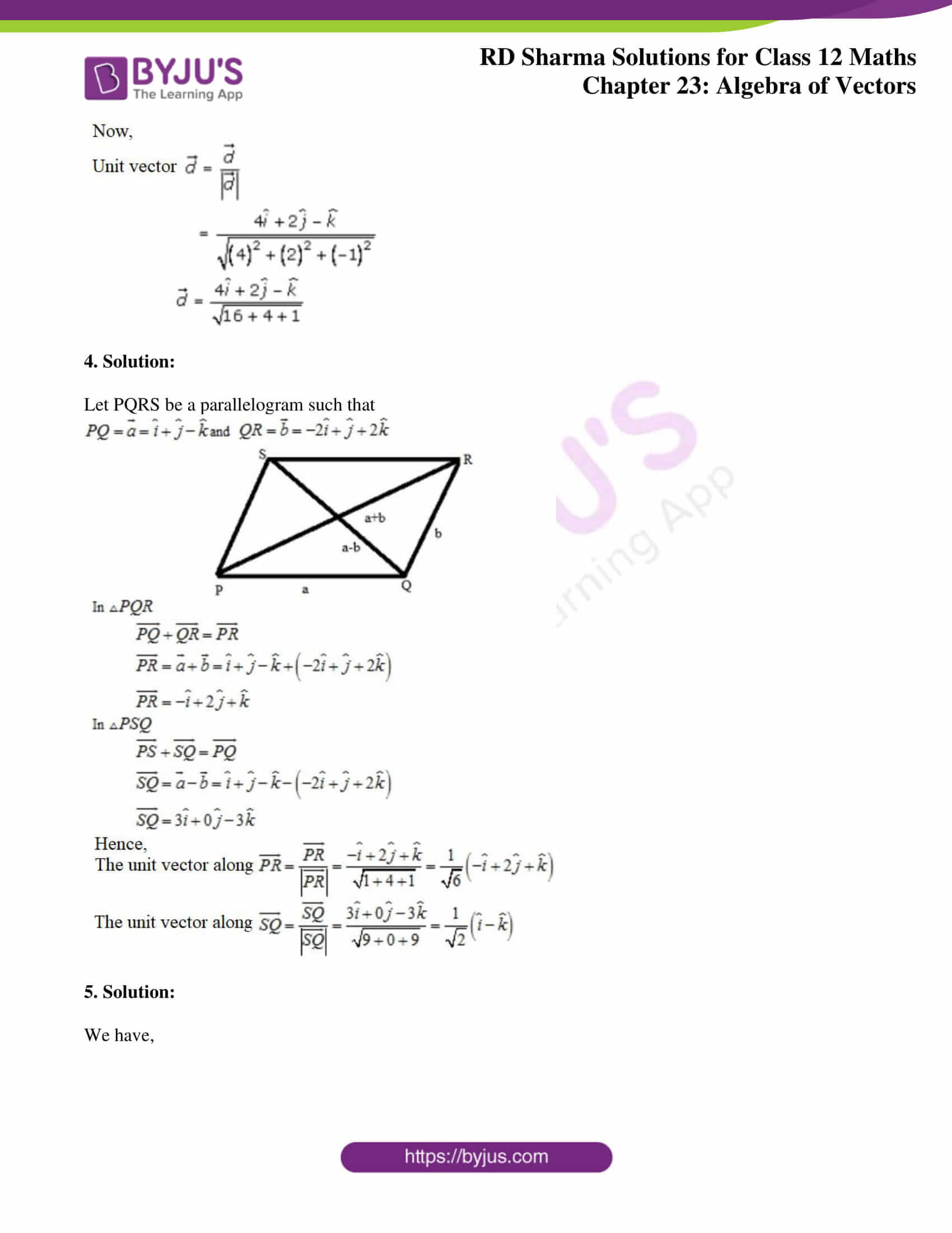rd sharma class 12 solution for maths chapter 23 ex 6 2