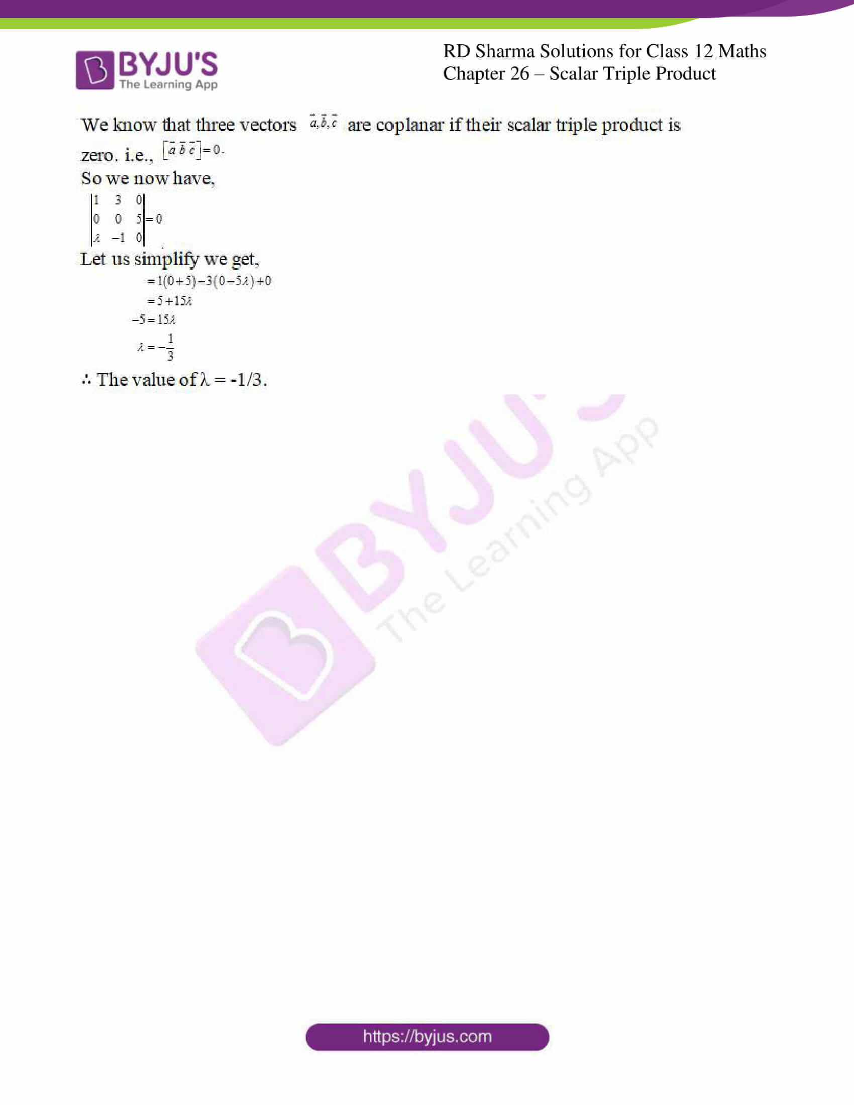 rd sharma class 12 solution for maths chapter 26 7
