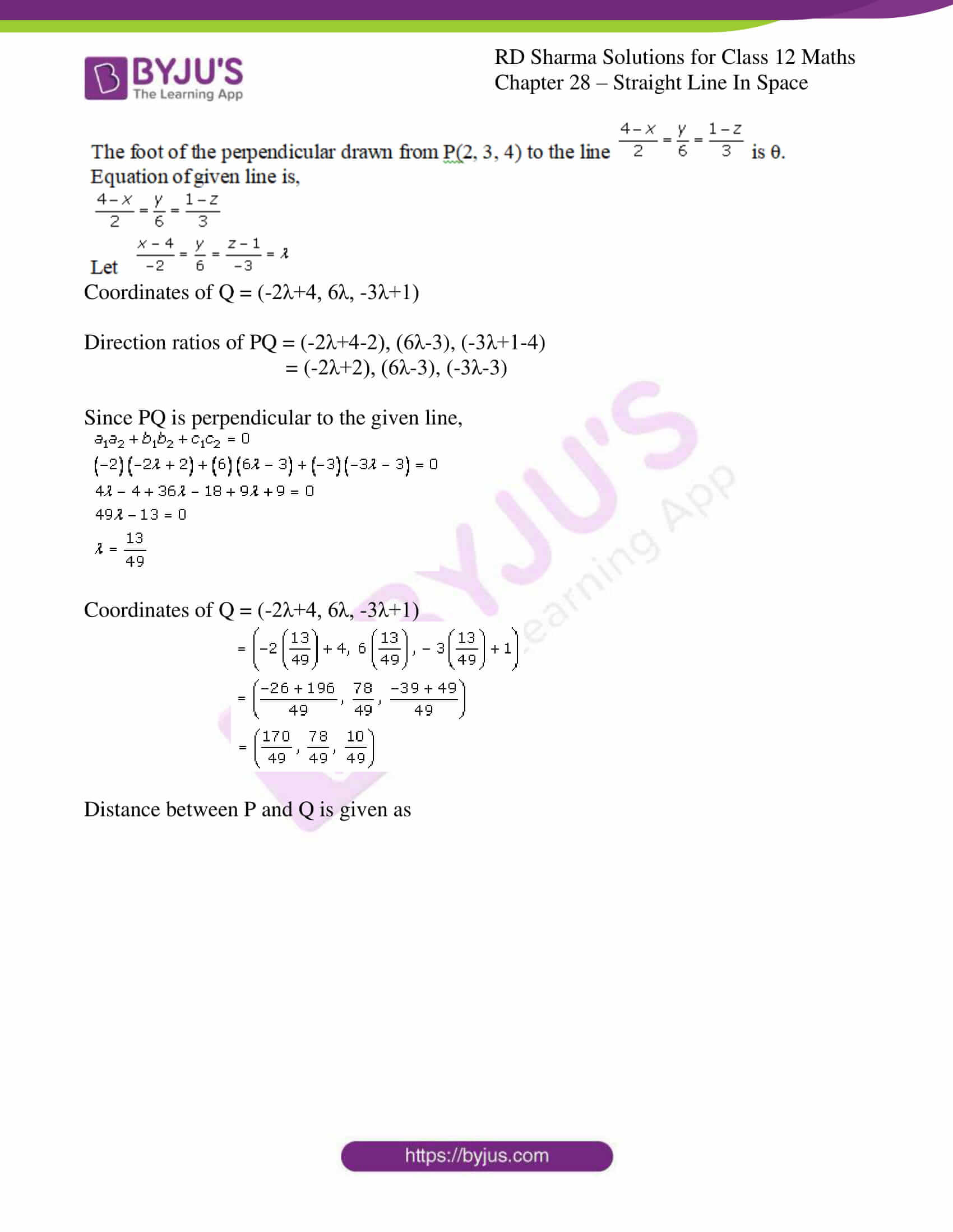 rd sharma class 12 solution for maths chapter 28 ex 4 5