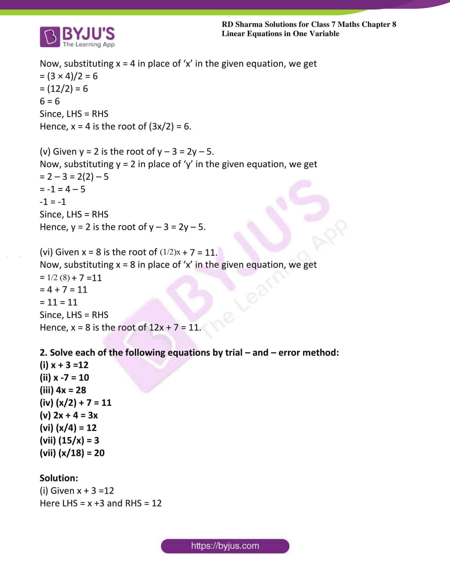 rd sharma class 7 maths solution chapter 8 ex 1