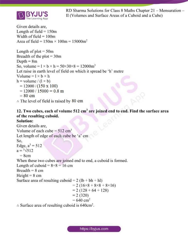 rd sharma class 8 maths chapter 21 ex 4
