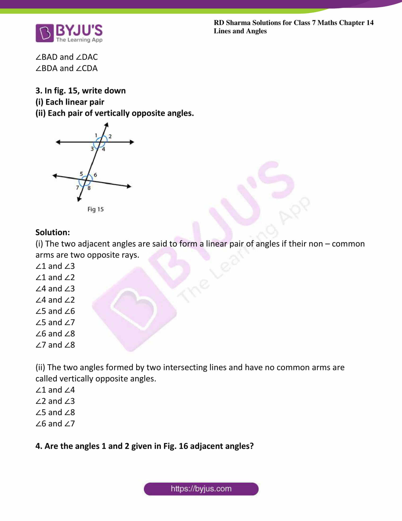 rd sharma maths class7 solution chapter 14 ex 1 02