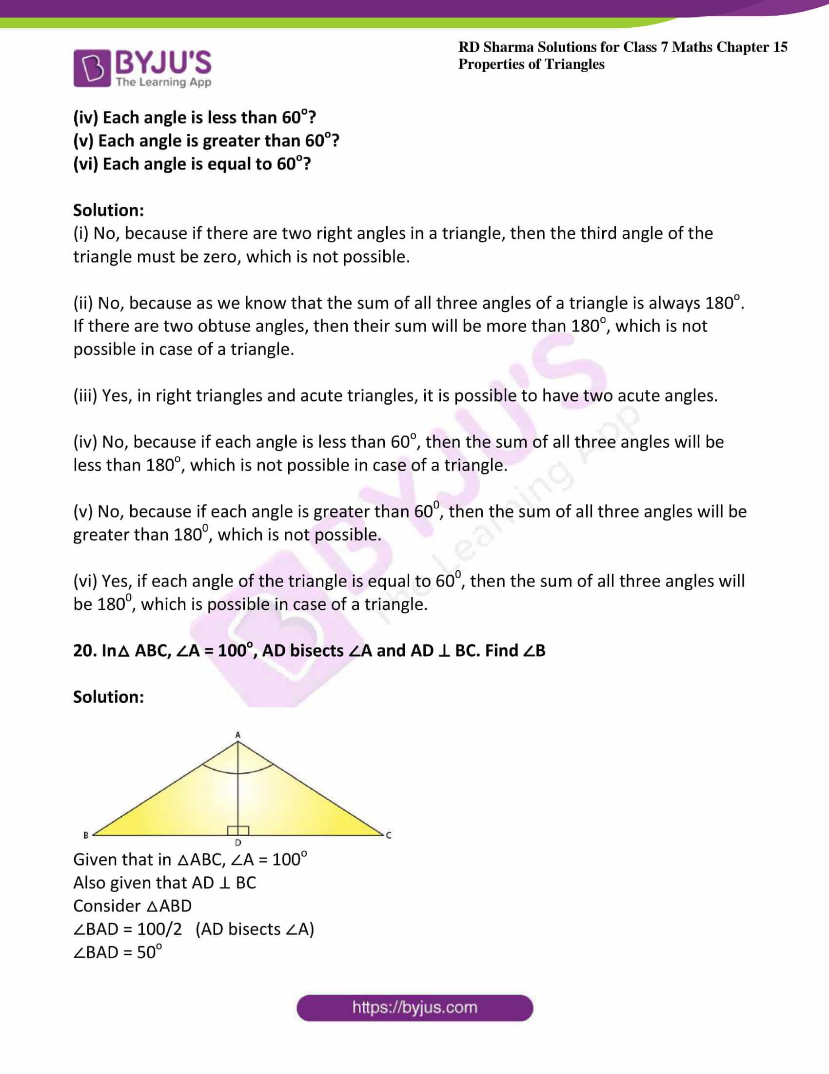 rd sharma maths class7 solution chapter 15 ex 2 11