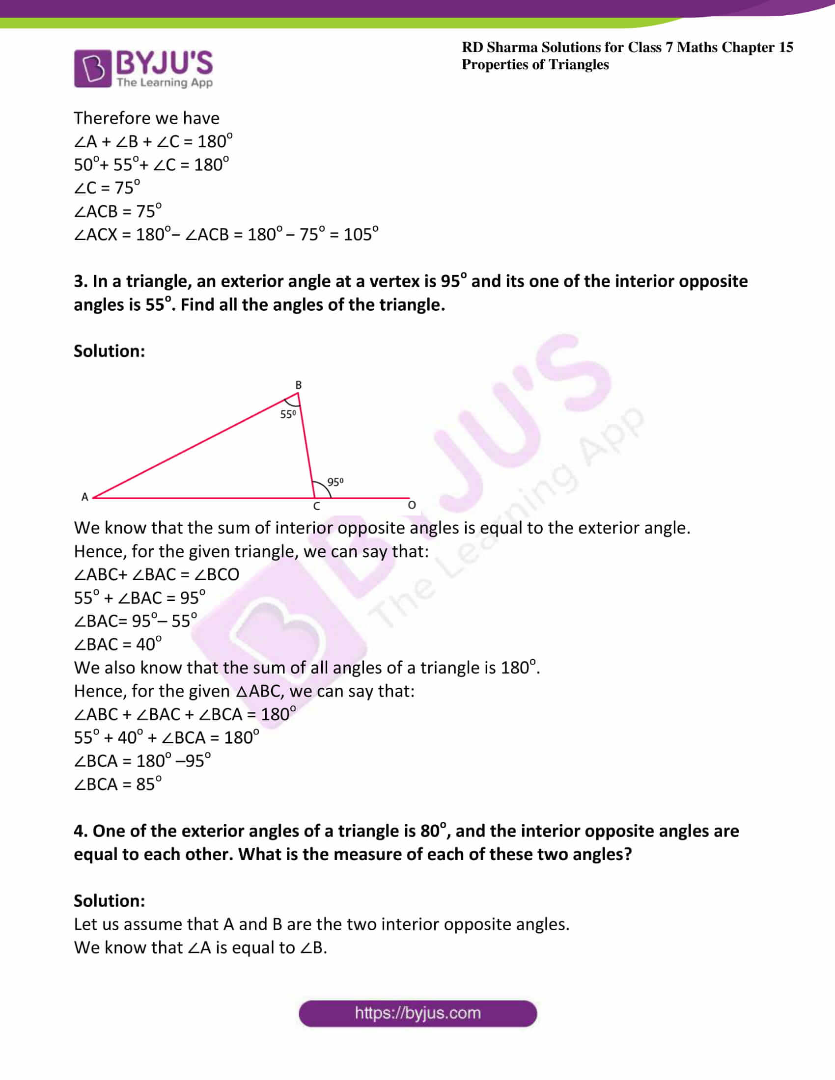 rd sharma maths class7 solution chapter 15 ex 3 02