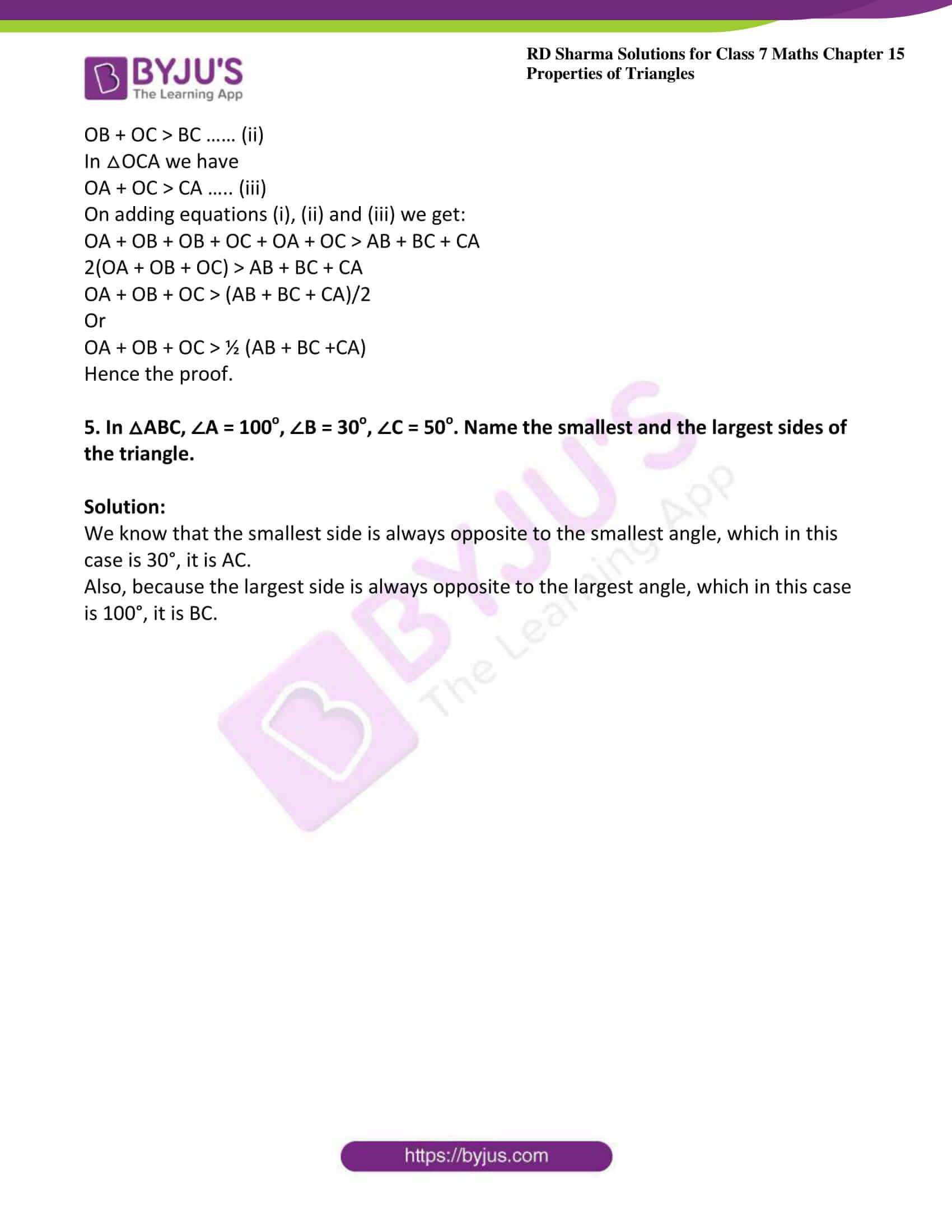 rd sharma maths class7 solution chapter 15 ex 4 4