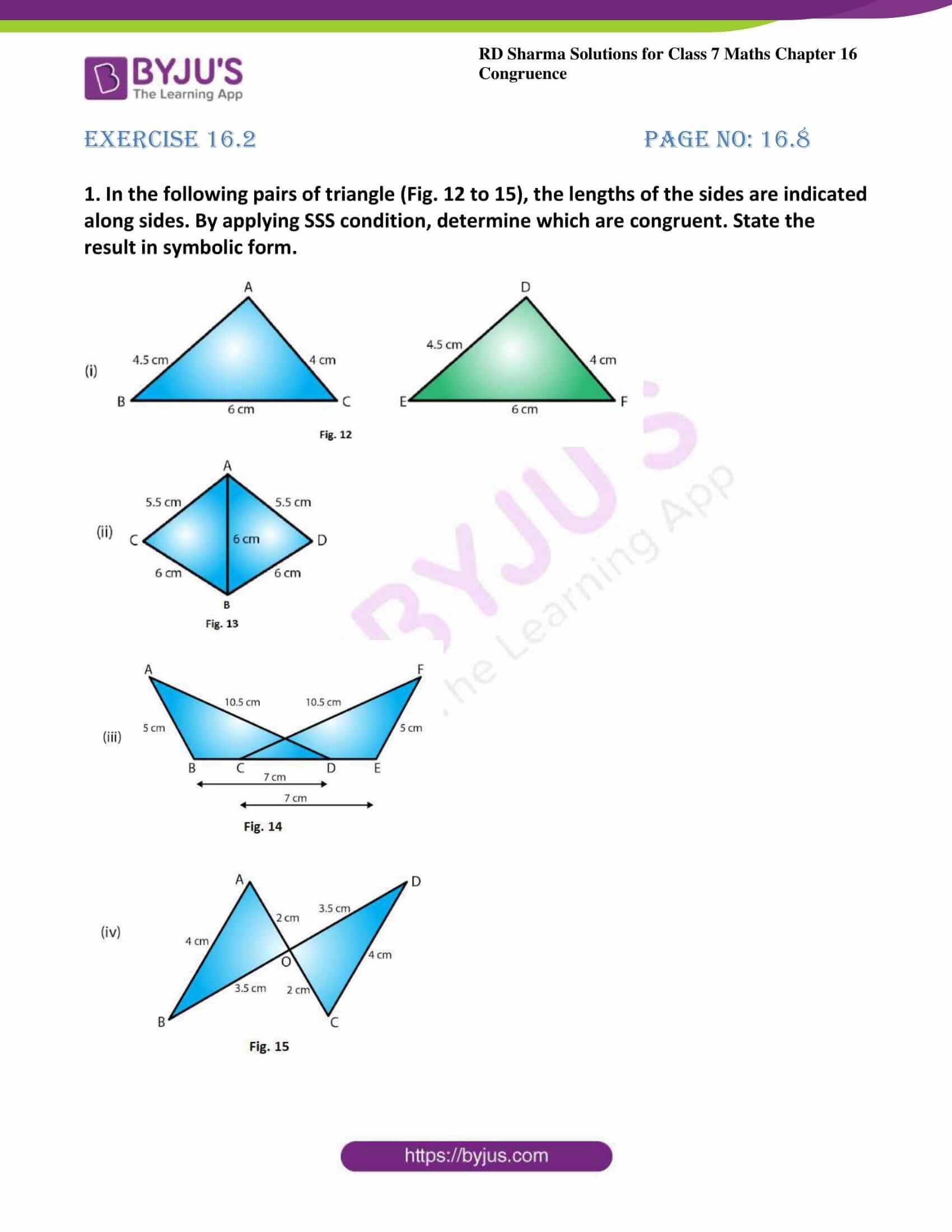 rd sharma maths class7 solution chapter 16 ex 2 1