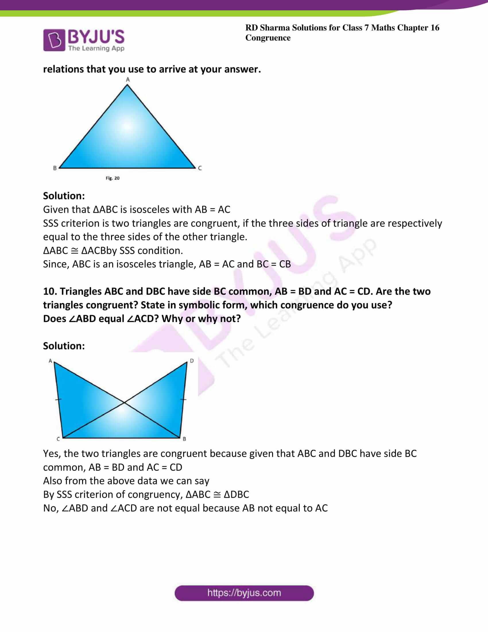 rd sharma maths class7 solution chapter 16 ex 2 7