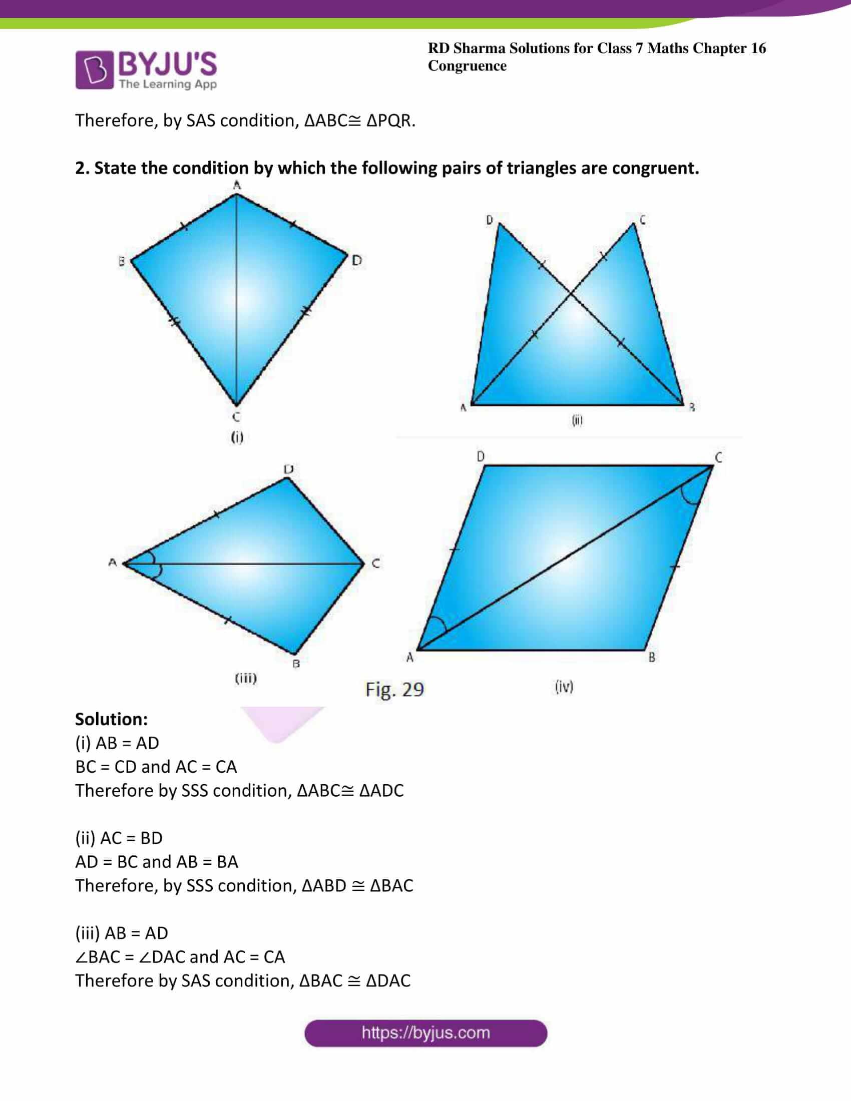 rd sharma maths class7 solution chapter 16 ex 3 2