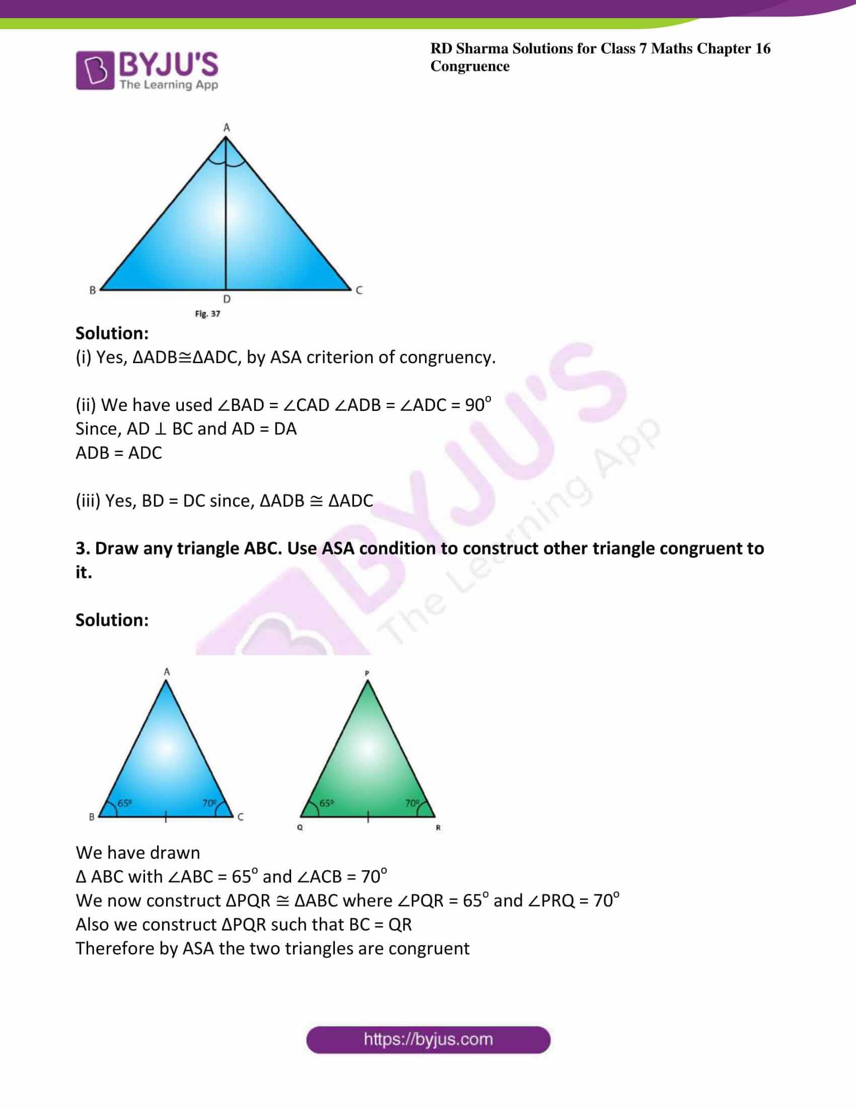 rd sharma maths class7 solution chapter 16 ex 4 3