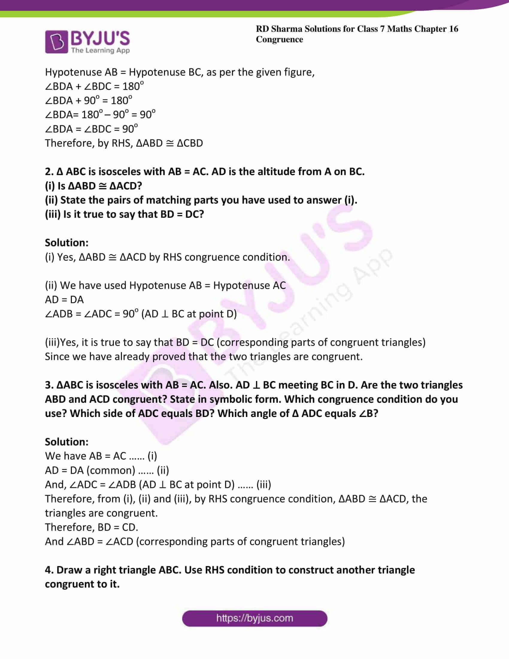 rd sharma maths class7 solution chapter 16 ex 5 3
