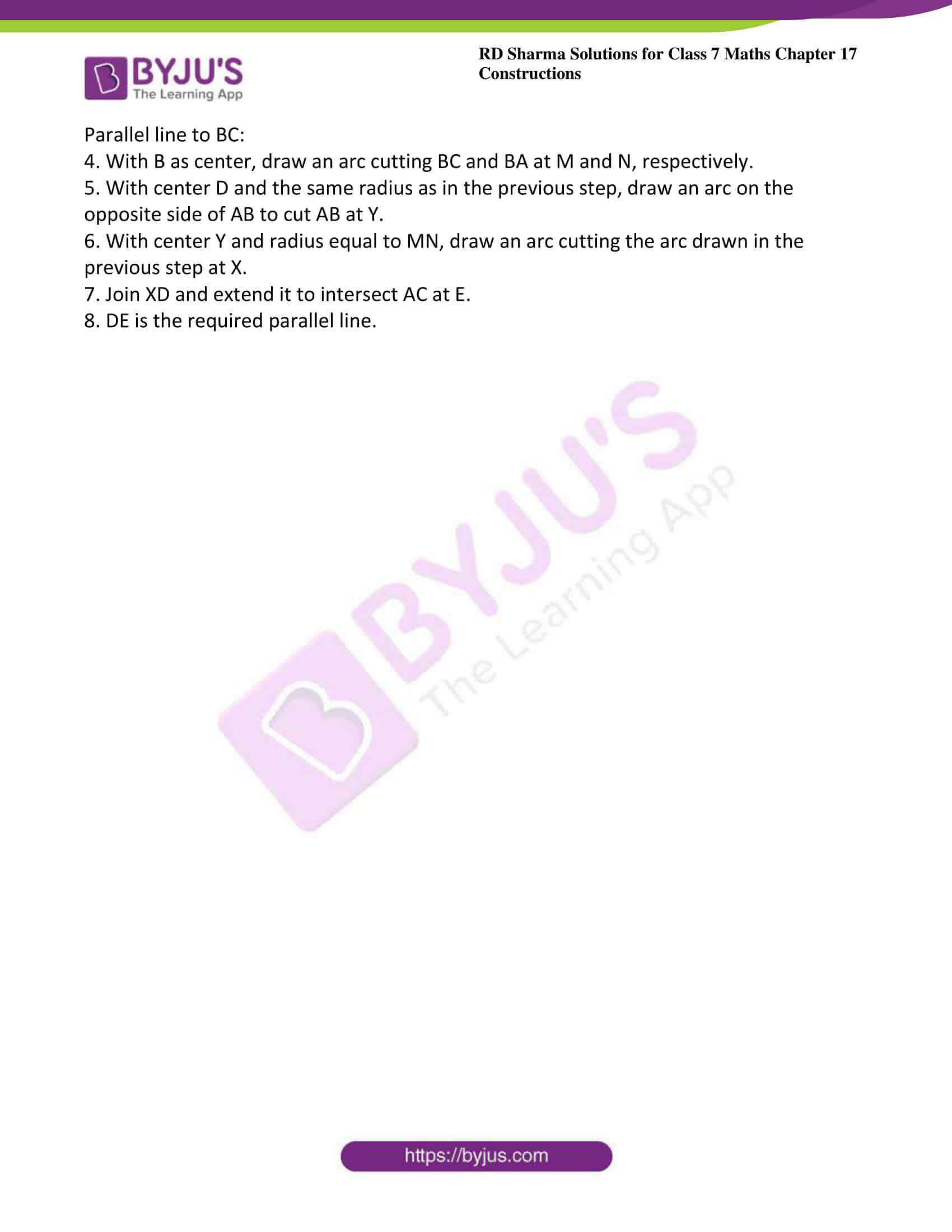 rd sharma maths class7 solution chapter 17 ex 2 6