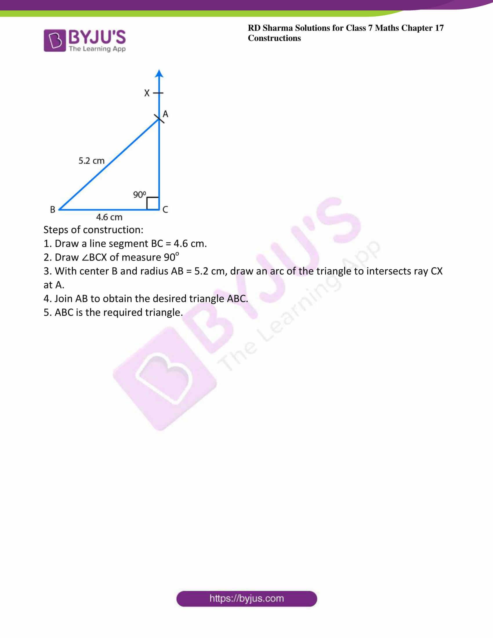 rd sharma maths class7 solution chapter 17 ex 5 4