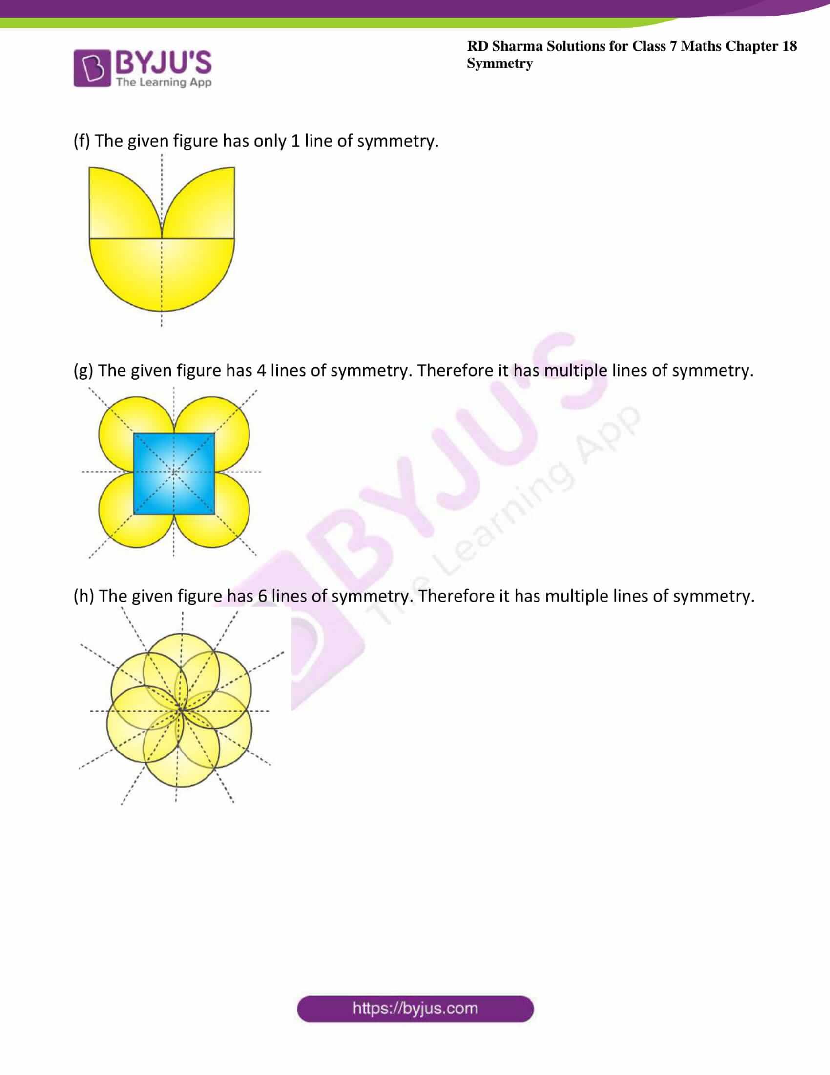 rd sharma maths class7 solution chapter 18 ex 1 6
