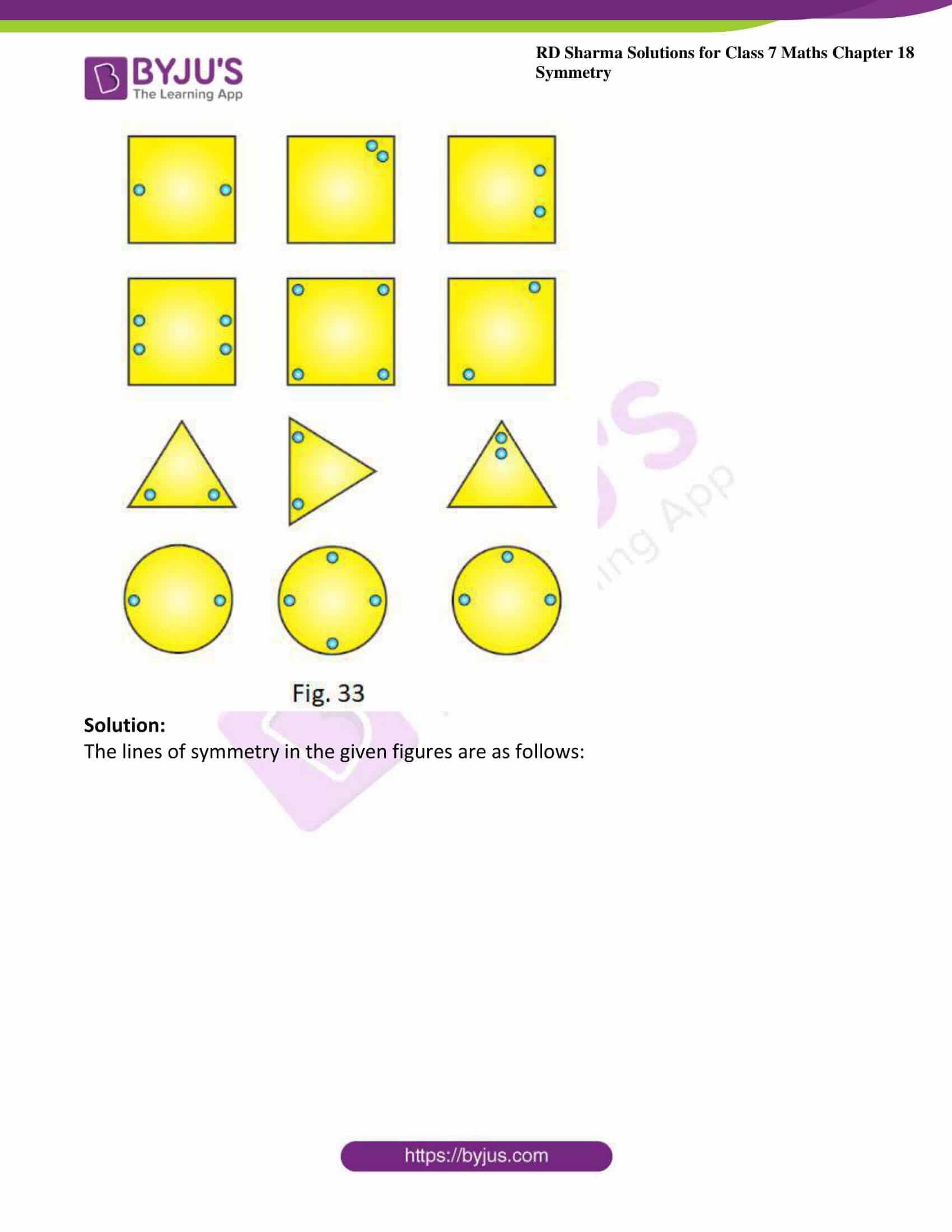 rd sharma maths class7 solution chapter 18 ex 2 4