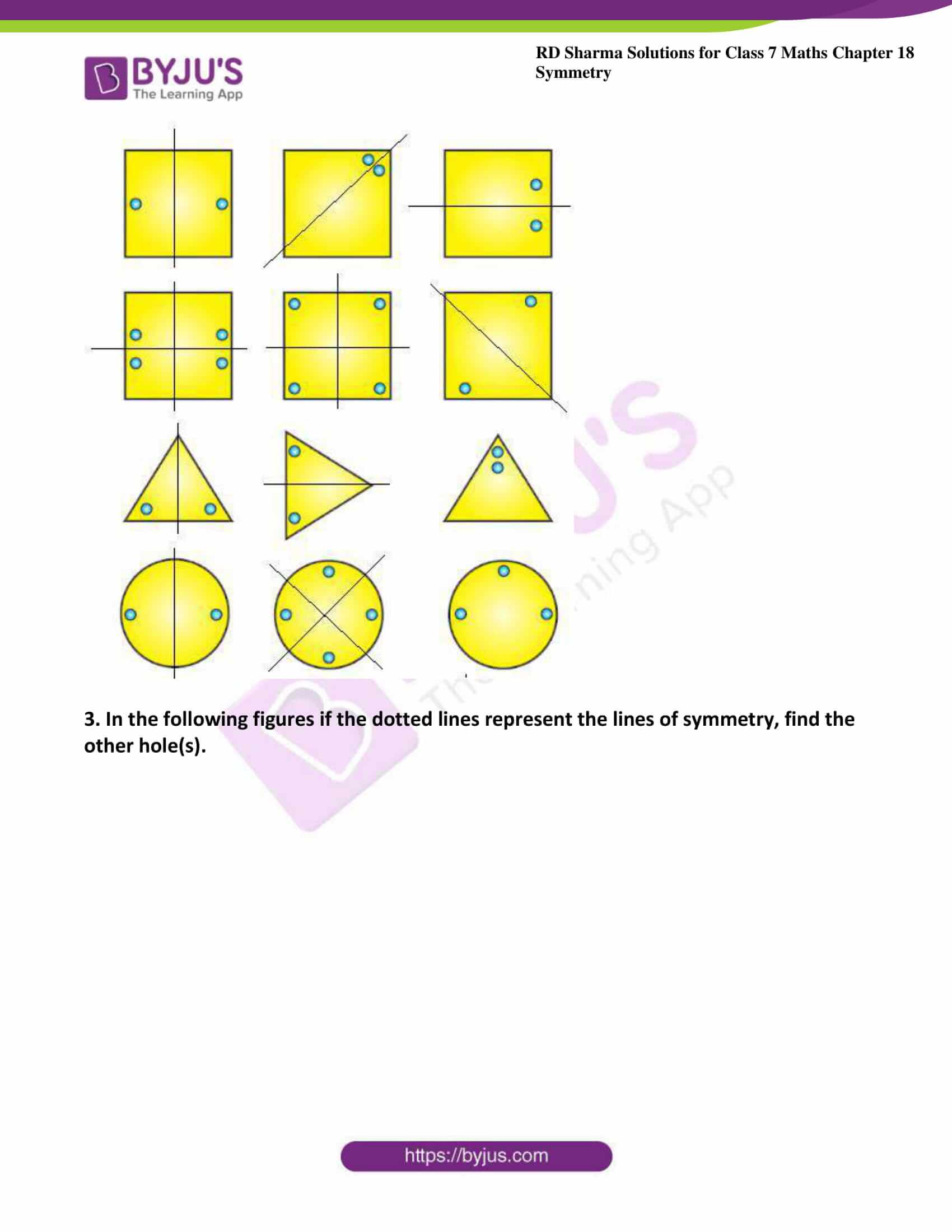 rd sharma maths class7 solution chapter 18 ex 2 5