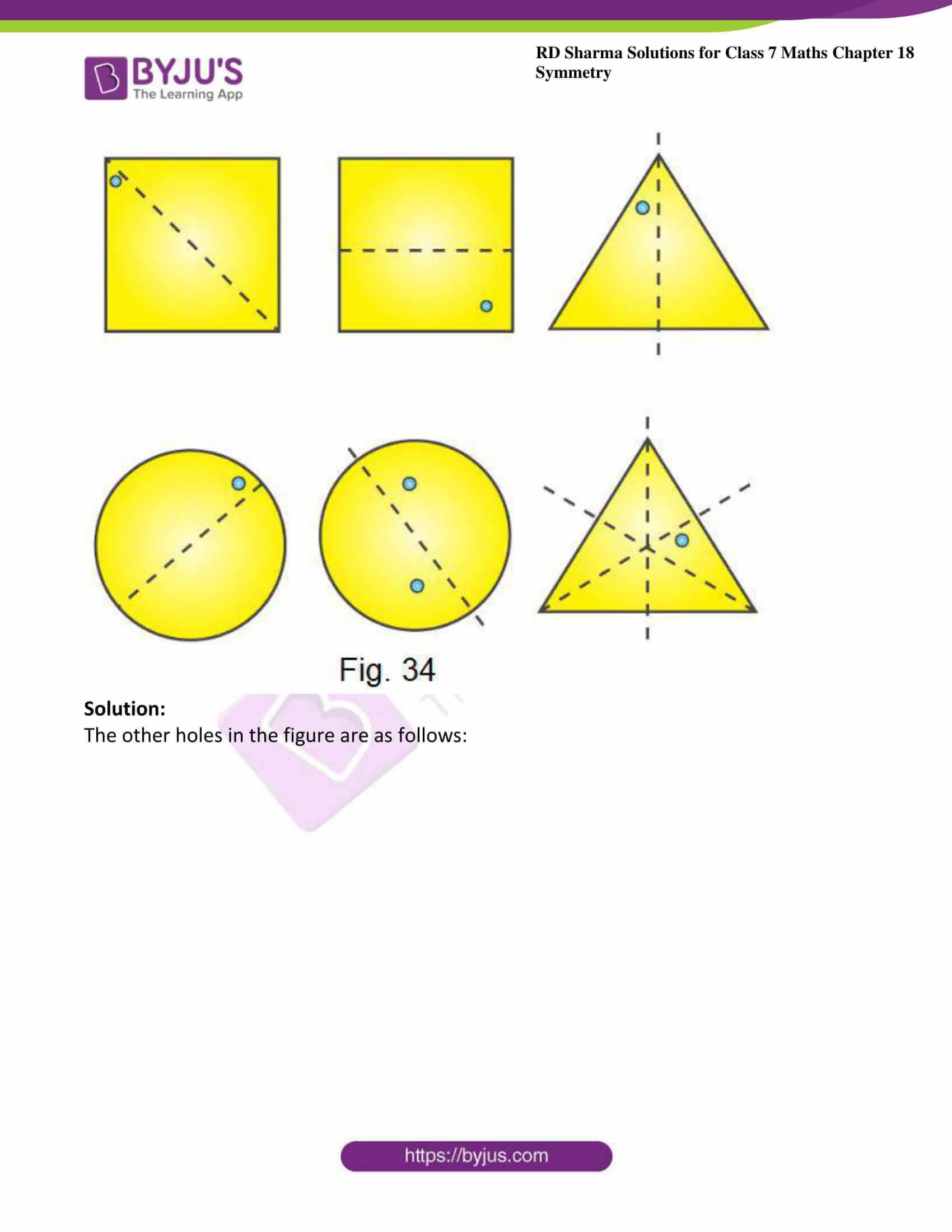 rd sharma maths class7 solution chapter 18 ex 2 6