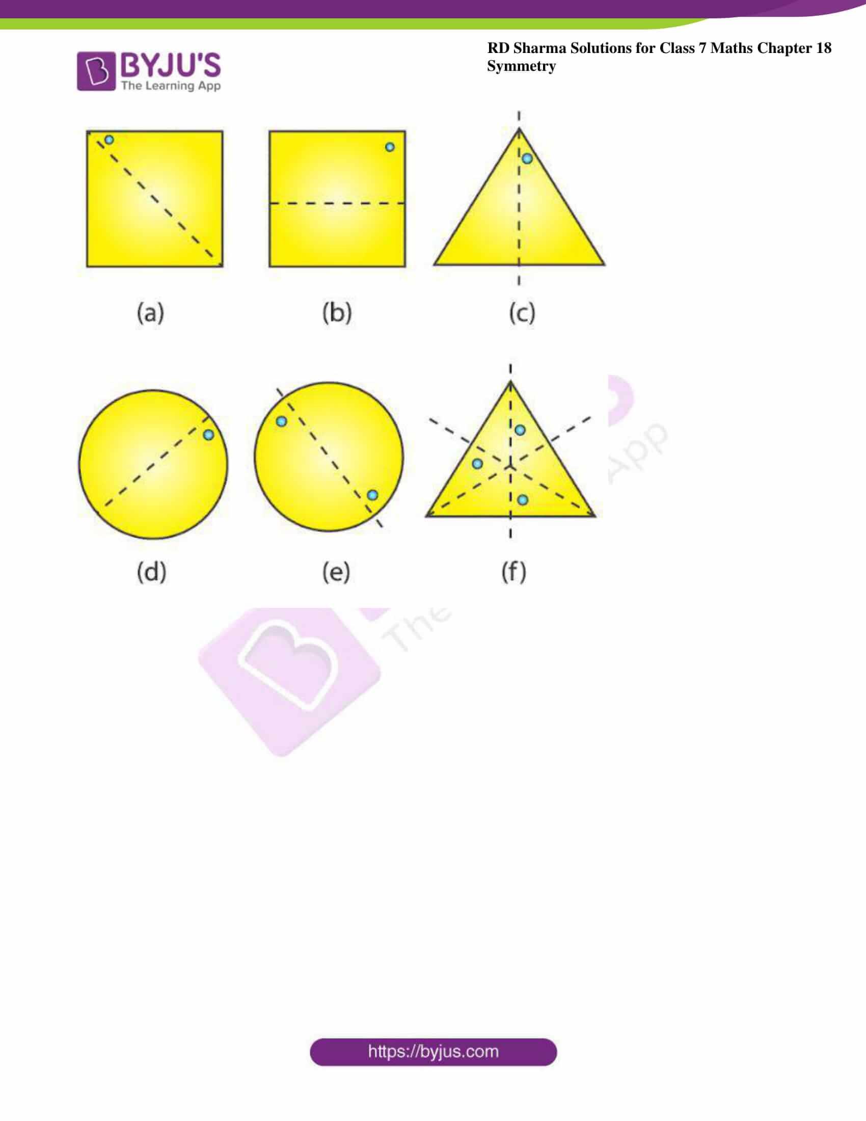 rd sharma maths class7 solution chapter 18 ex 2 7