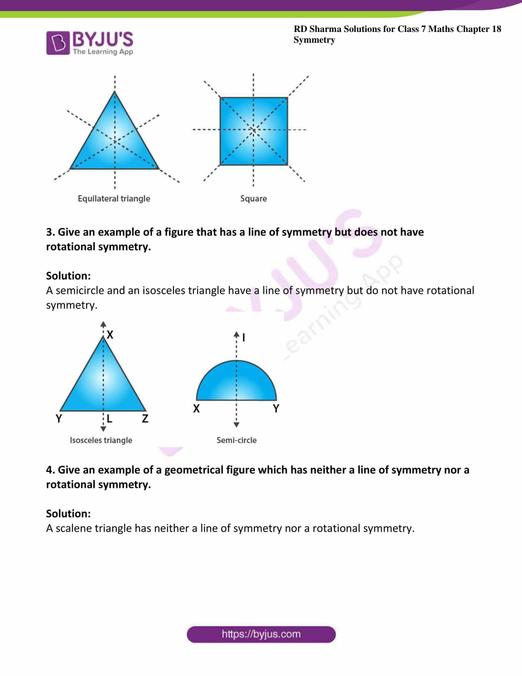 rd sharma maths class7 solution chapter 18 ex 3 3