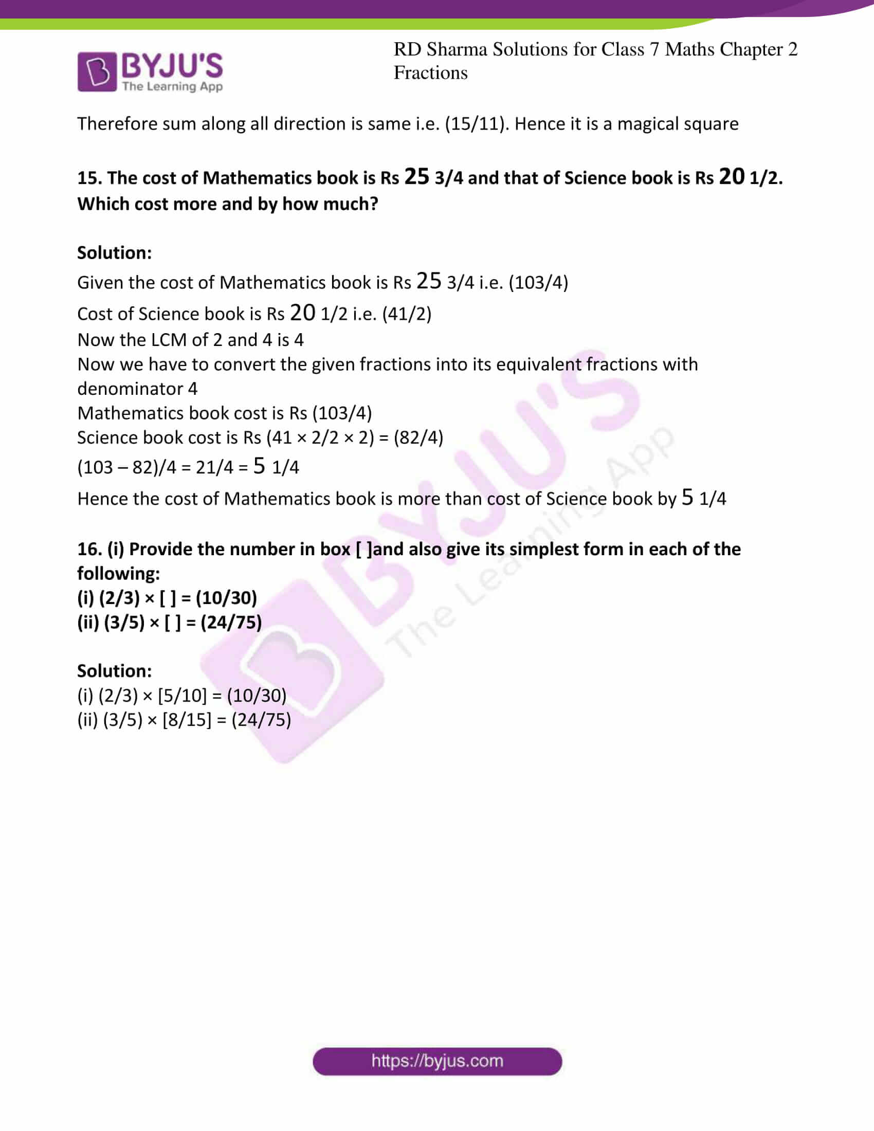 rd sharma maths class7 solution chapter 2 ex 1 11