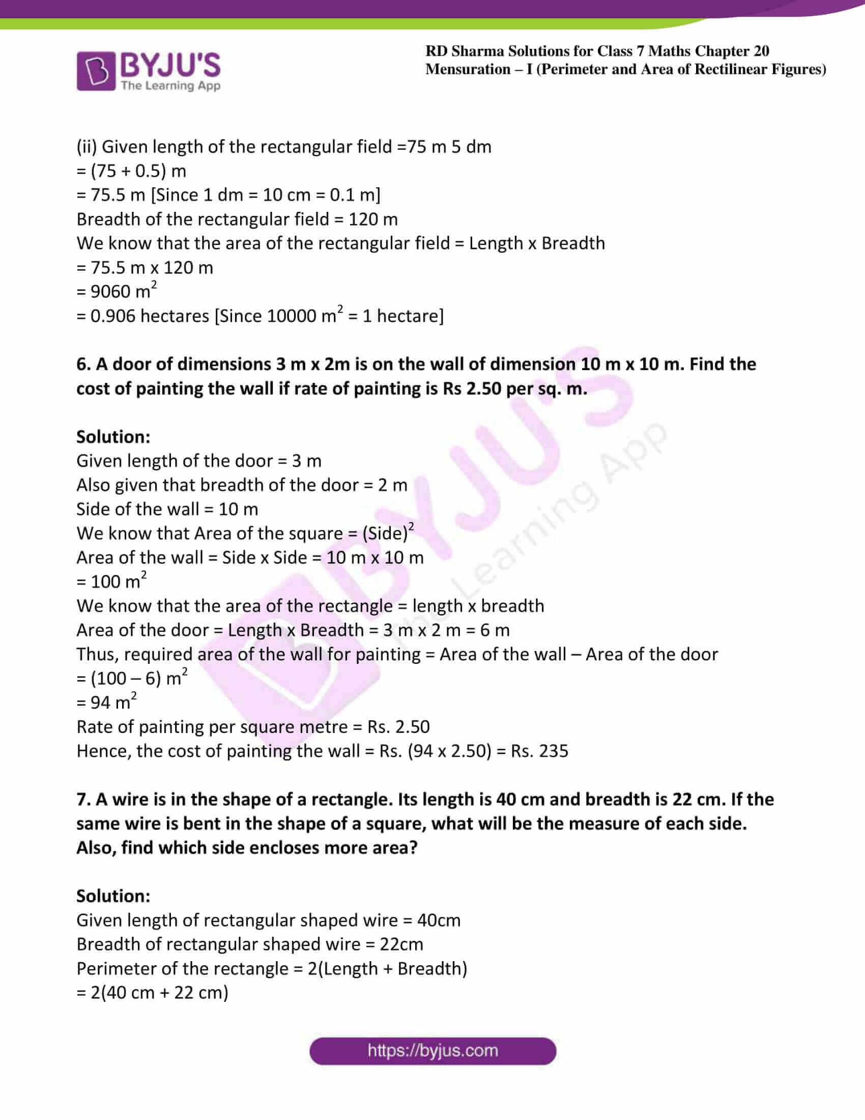 rd sharma maths class7 solution chapter 20 ex 1 03
