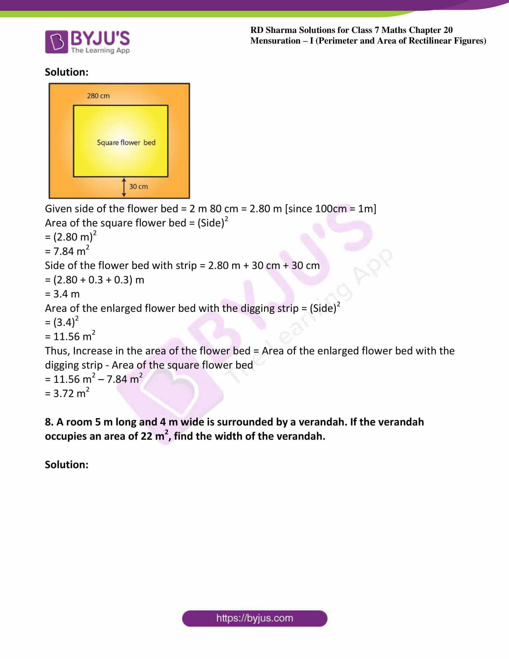 rd sharma maths class7 solution chapter 20 ex 2 06