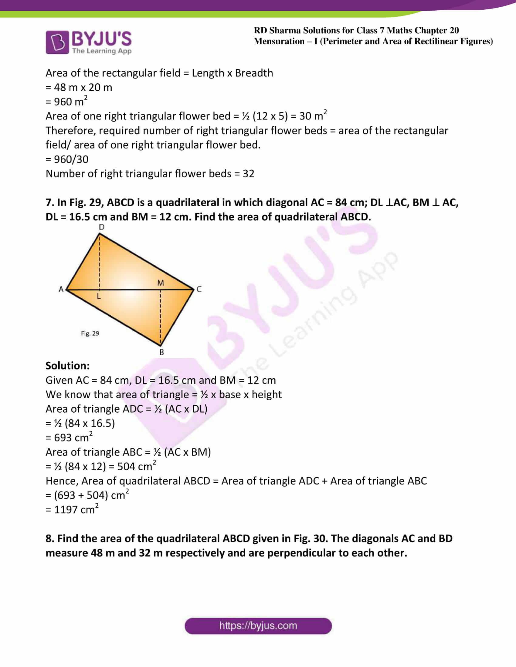 rd sharma maths class7 solution chapter 20 ex 4 03