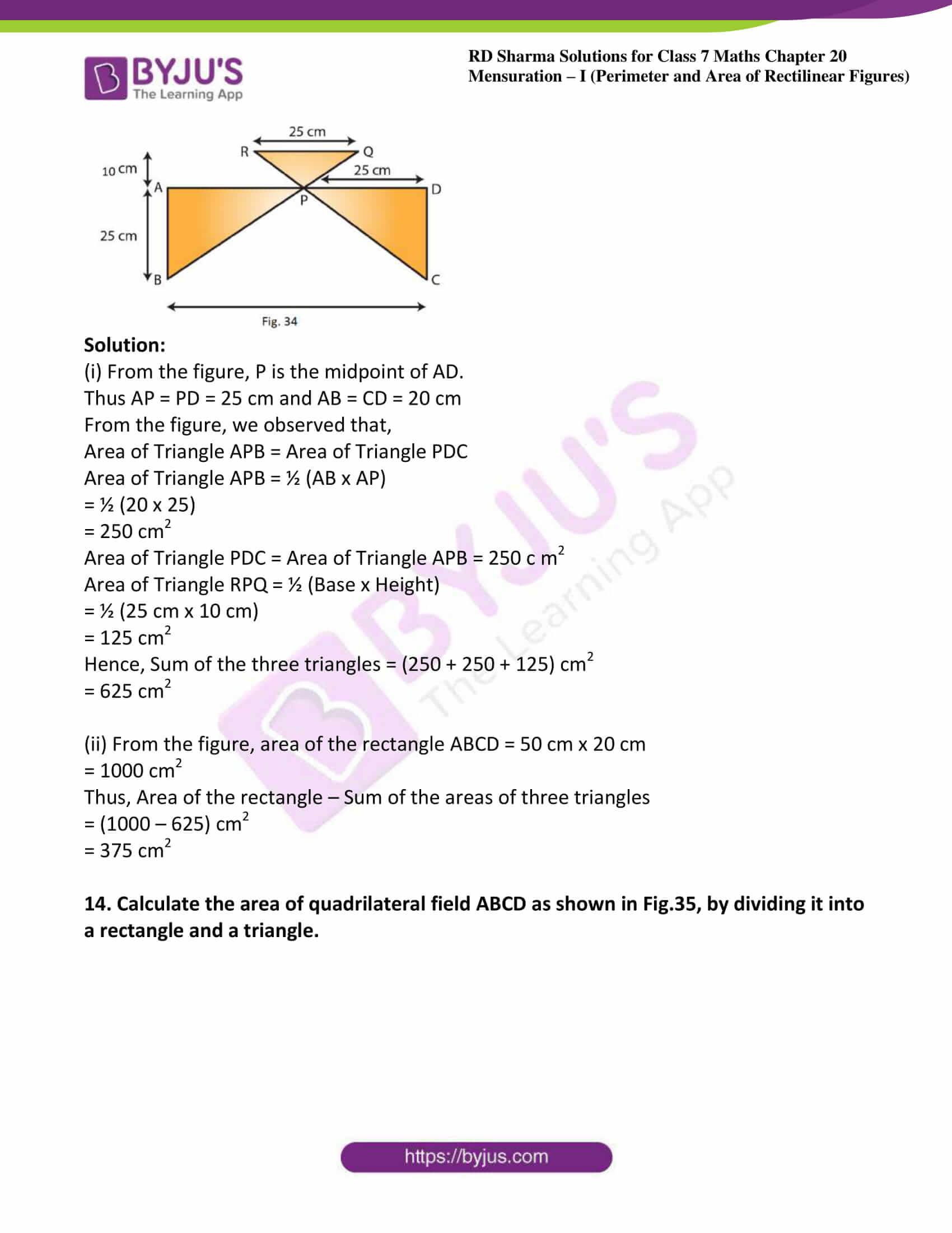 rd sharma maths class7 solution chapter 20 ex 4 08