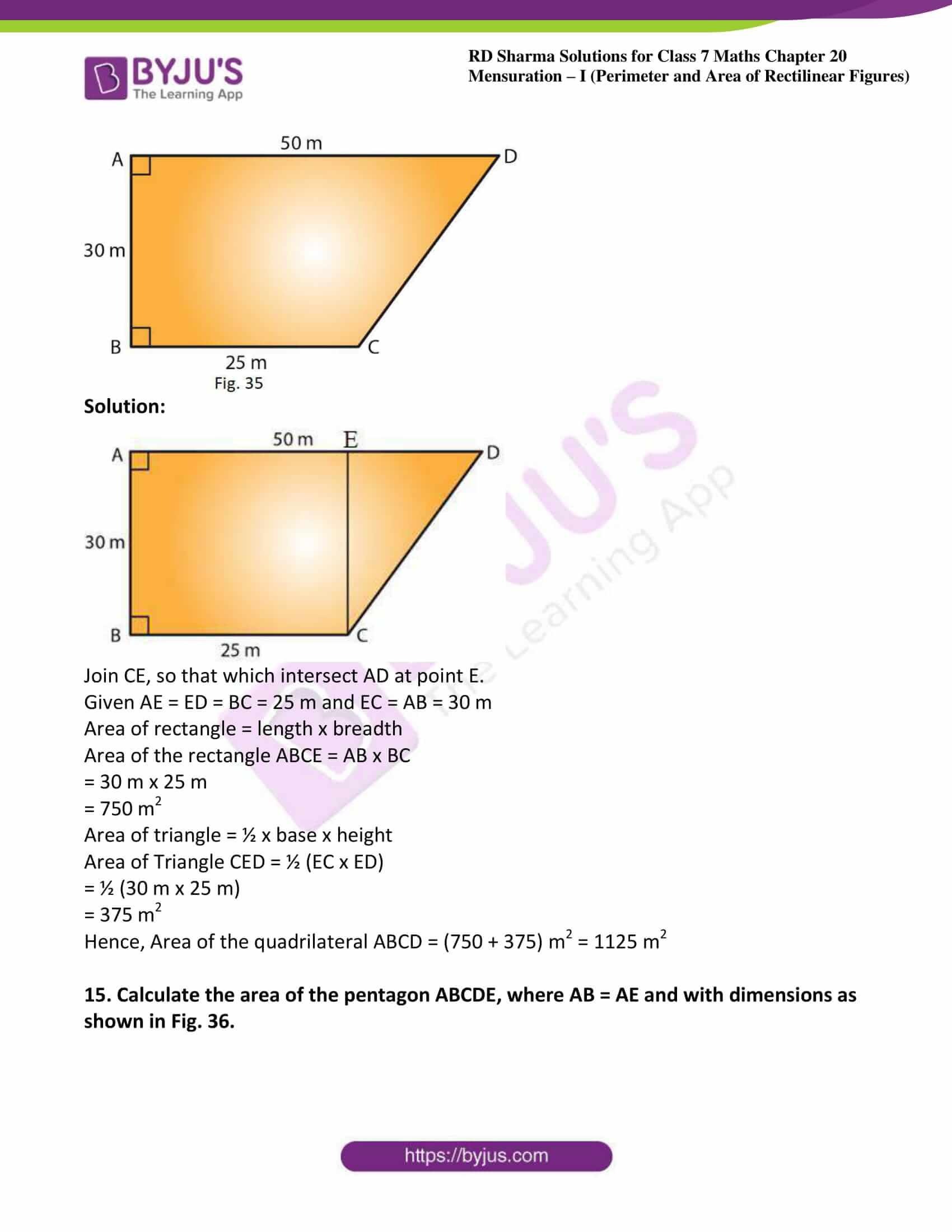 rd sharma maths class7 solution chapter 20 ex 4 09