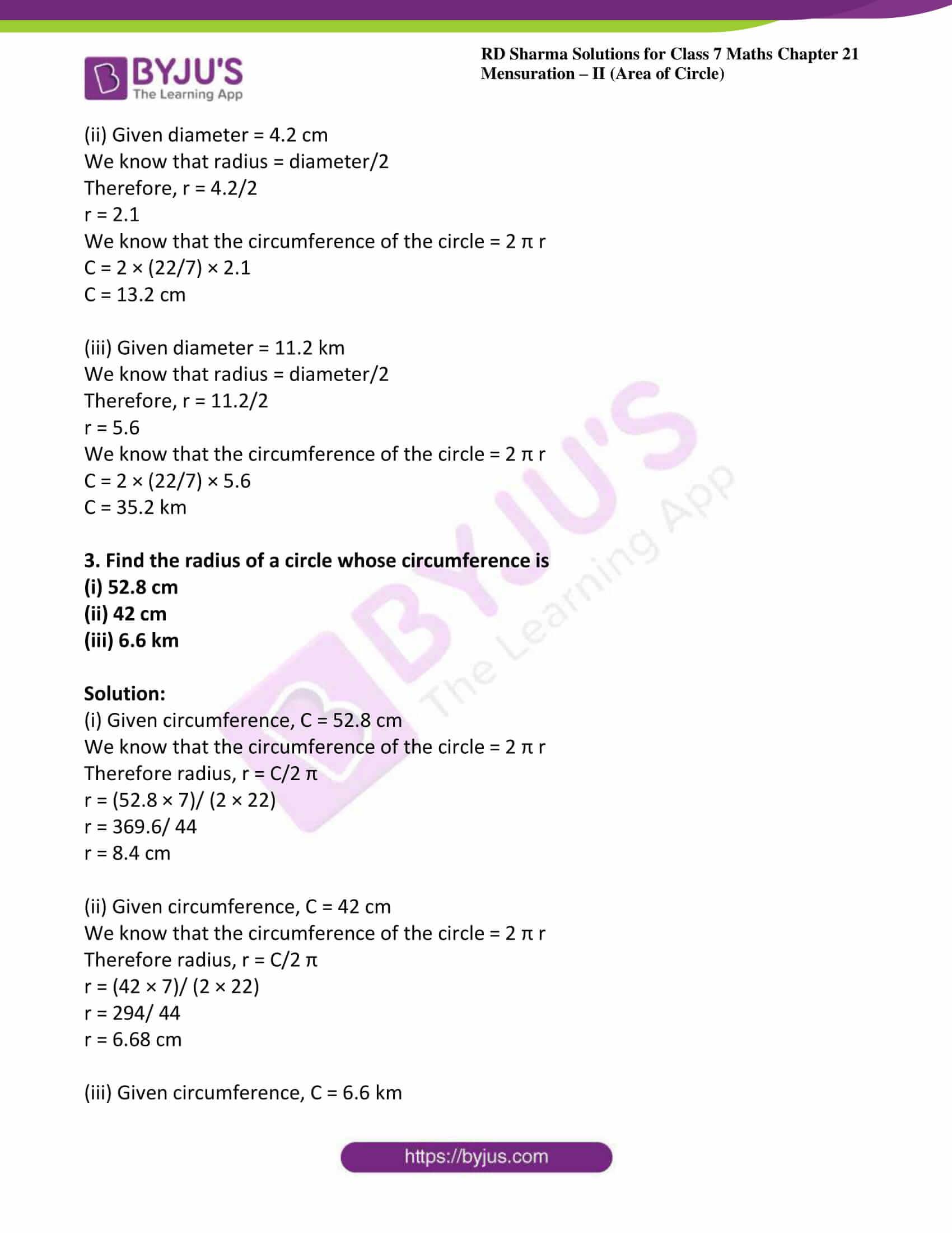 rd sharma maths class7 solution chapter 21 ex 1 02