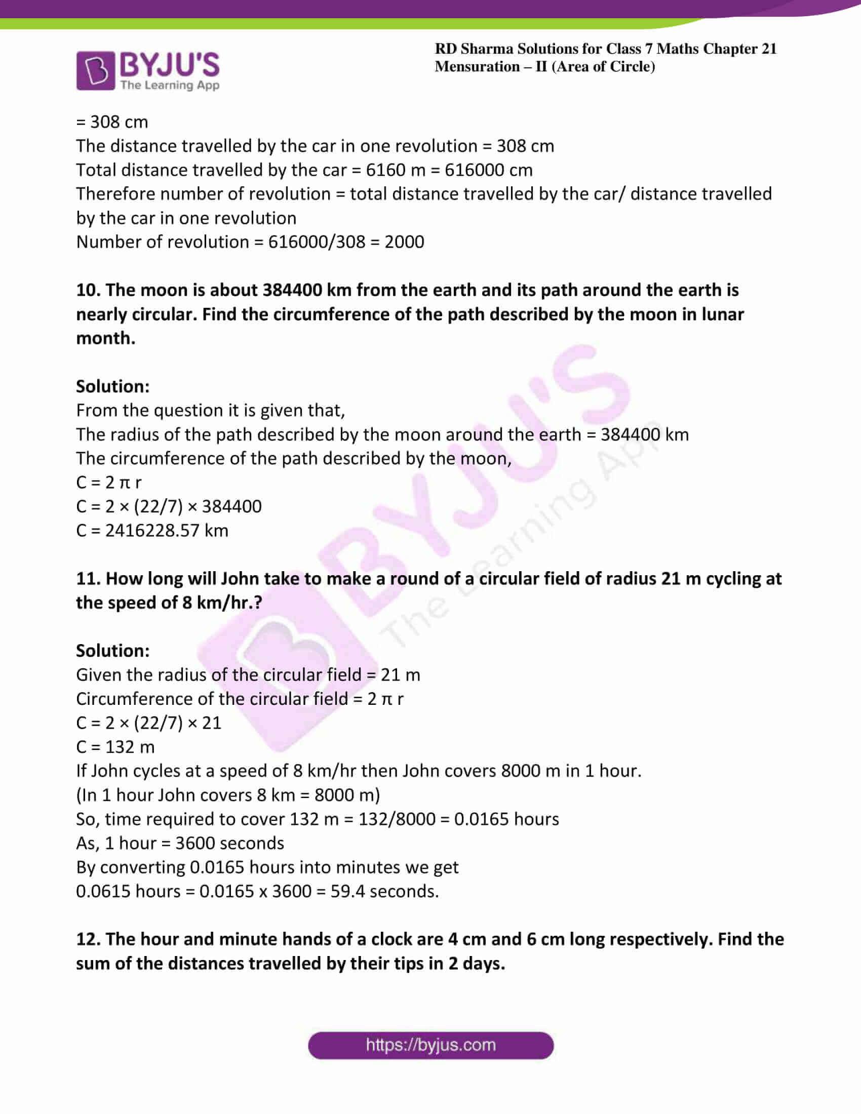 rd sharma maths class7 solution chapter 21 ex 1 06