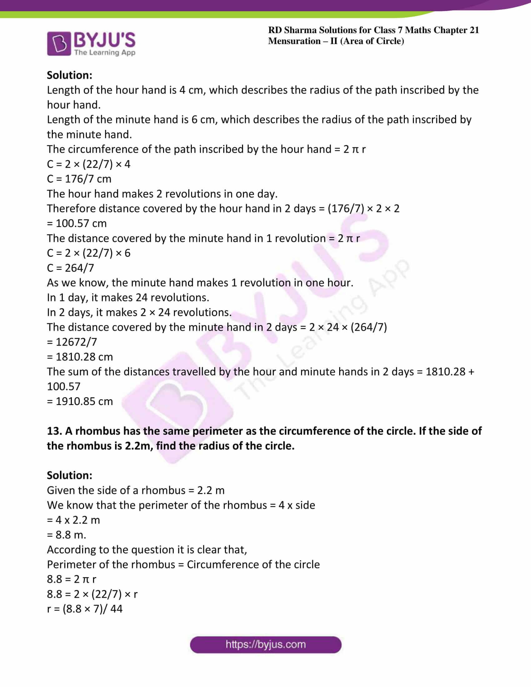 rd sharma maths class7 solution chapter 21 ex 1 07