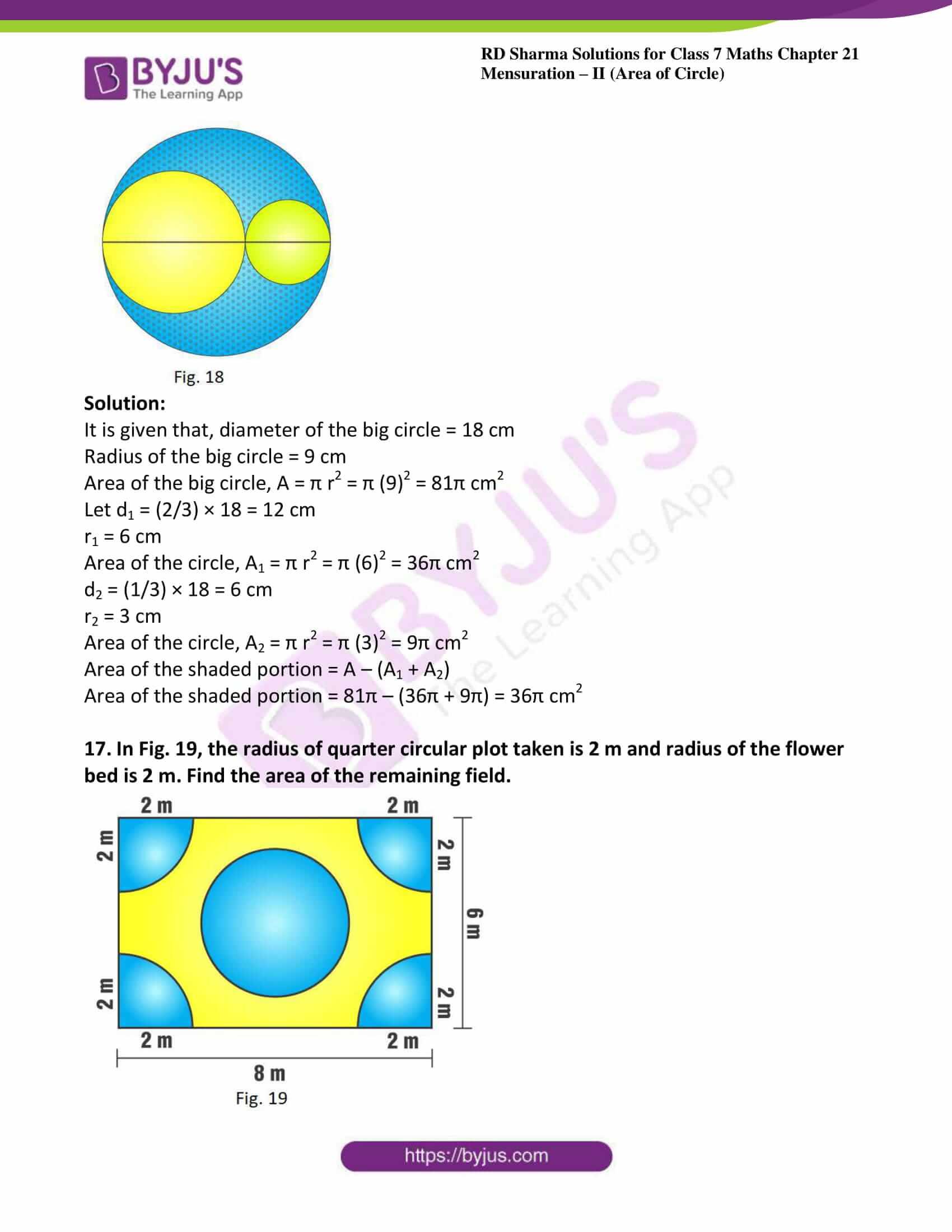 rd sharma maths class7 solution chapter 21 ex 2 08