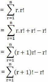 RD Sharma Solutions for Class 11 Maths Chapter 16 – Permutations image - 1