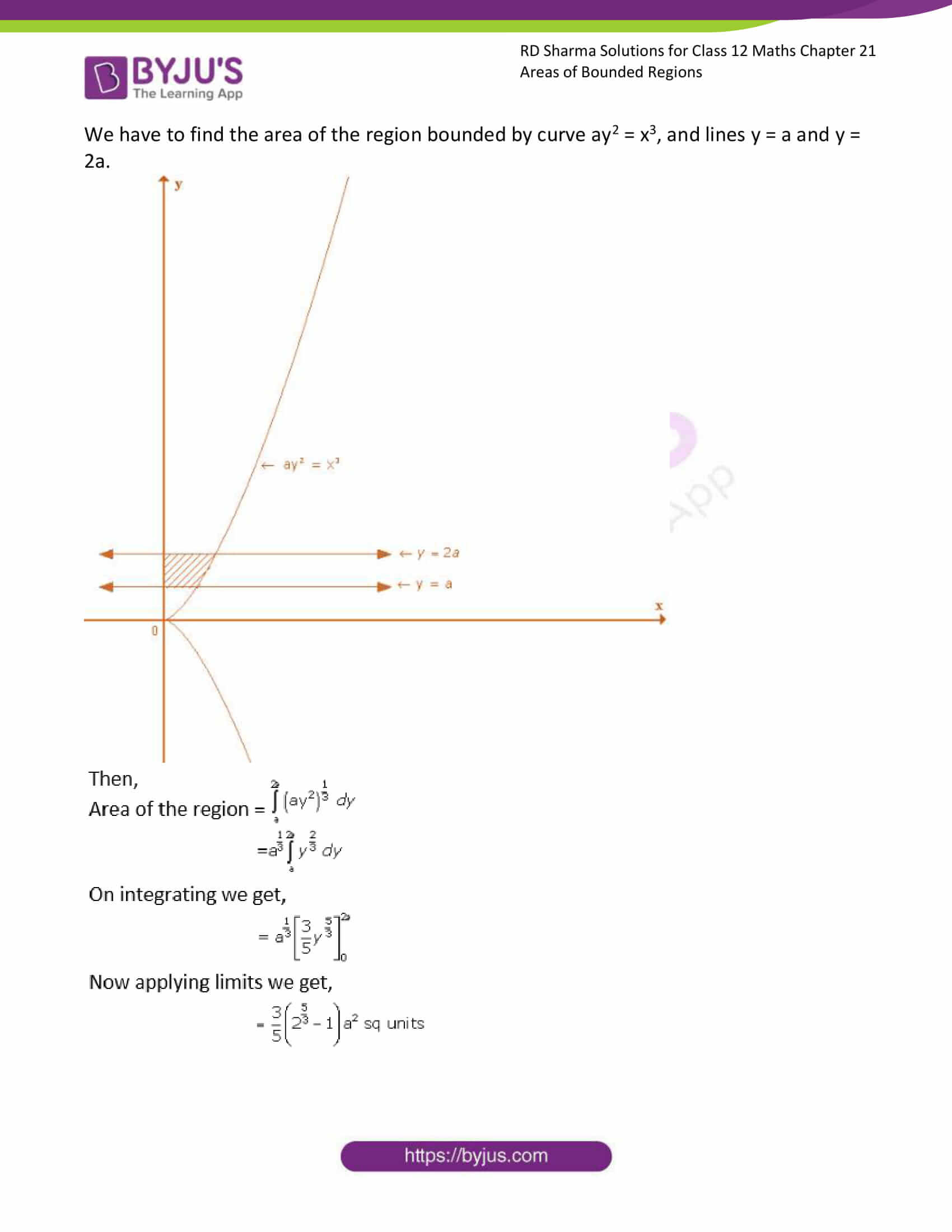 rd sharma solutions for class 12 maths chapter 21 ex 2 5
