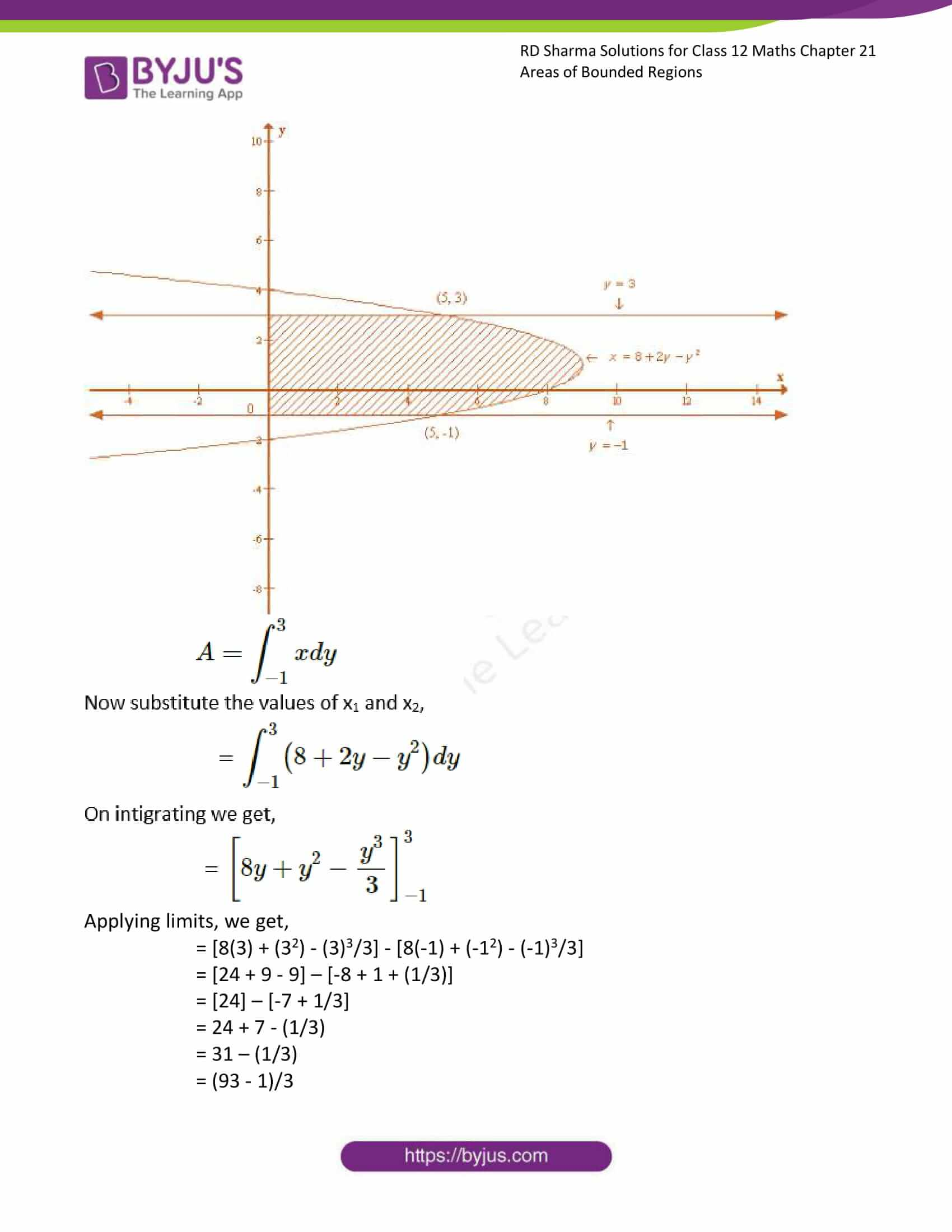 rd sharma solutions for class 12 maths chapter 21 ex 4 3
