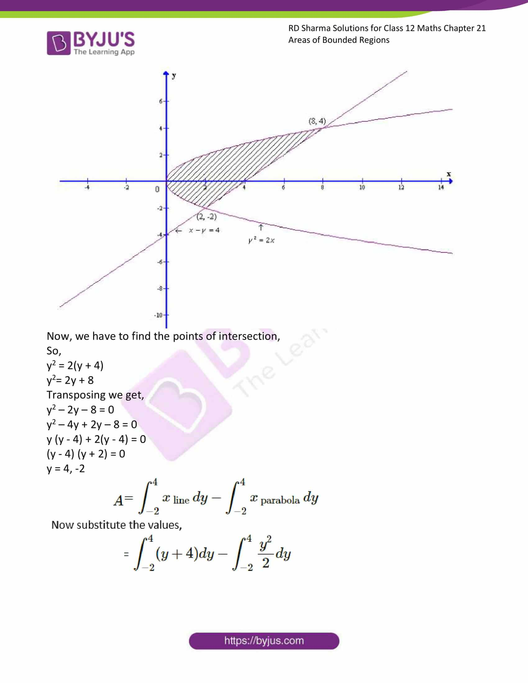 rd sharma solutions for class 12 maths chapter 21 ex 4 6