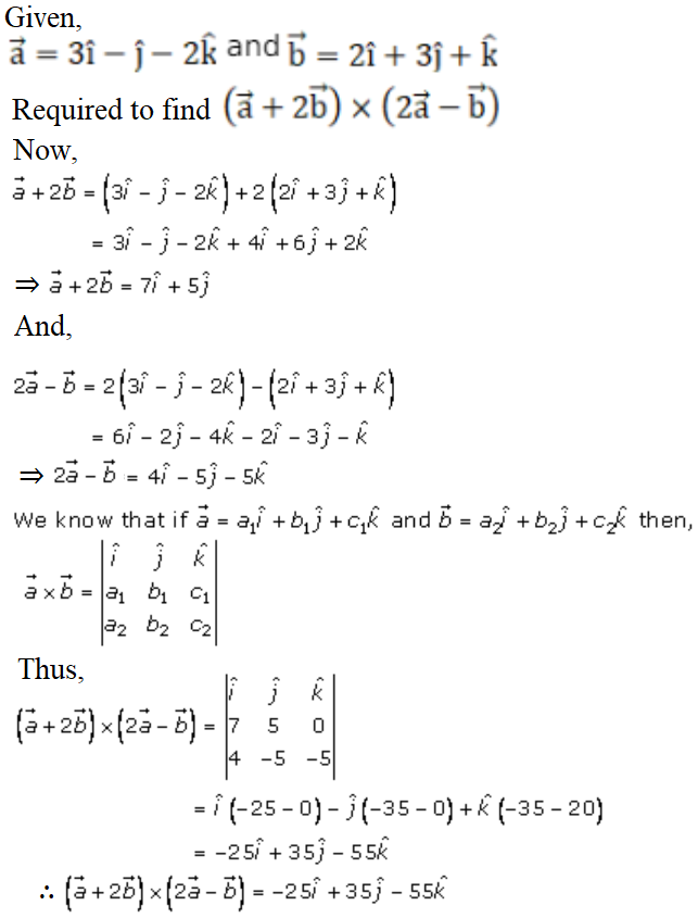 RD Sharma Solutions for Class 12 Maths Chapter 25 - 11