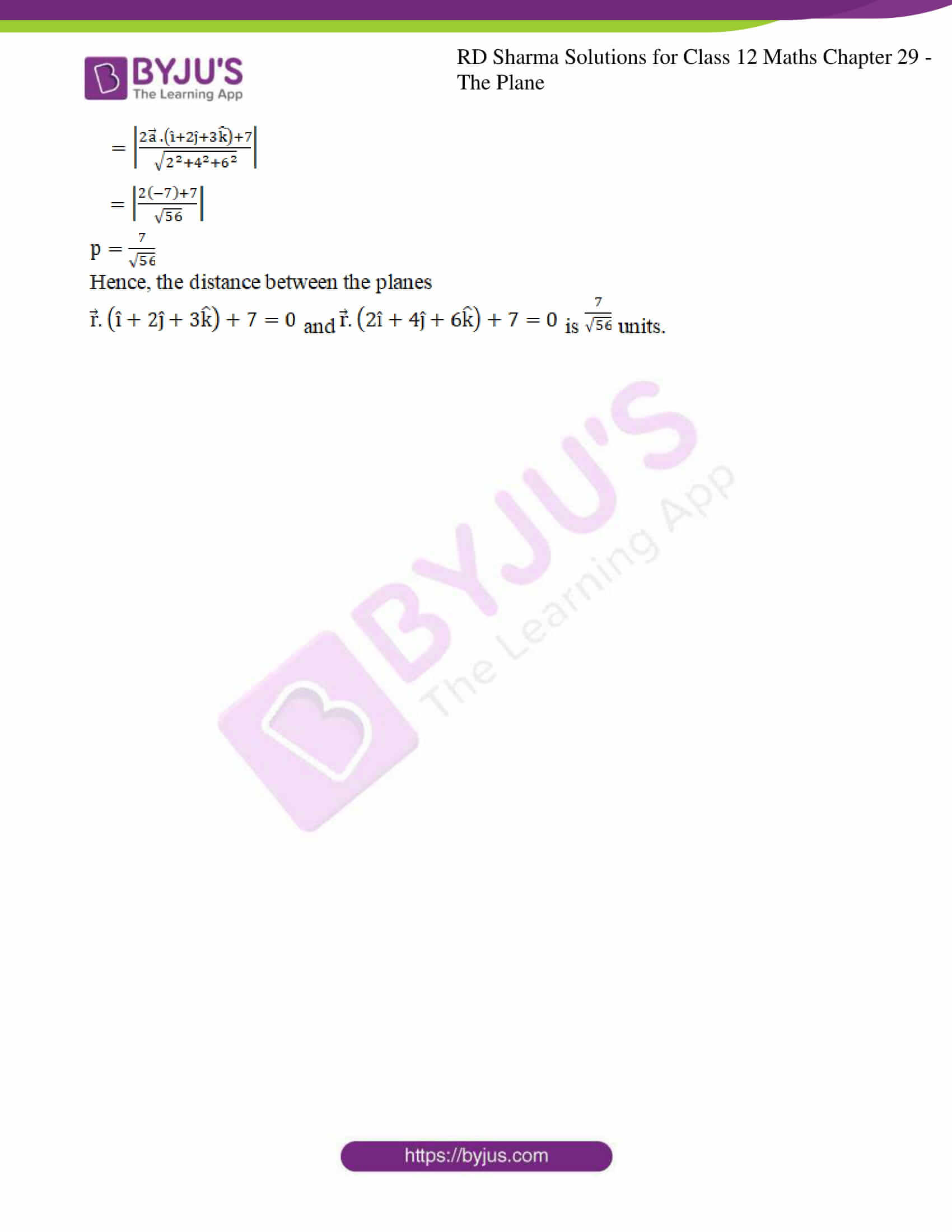 rd sharma solutions for class 12 maths chapter 29 ex 10 4
