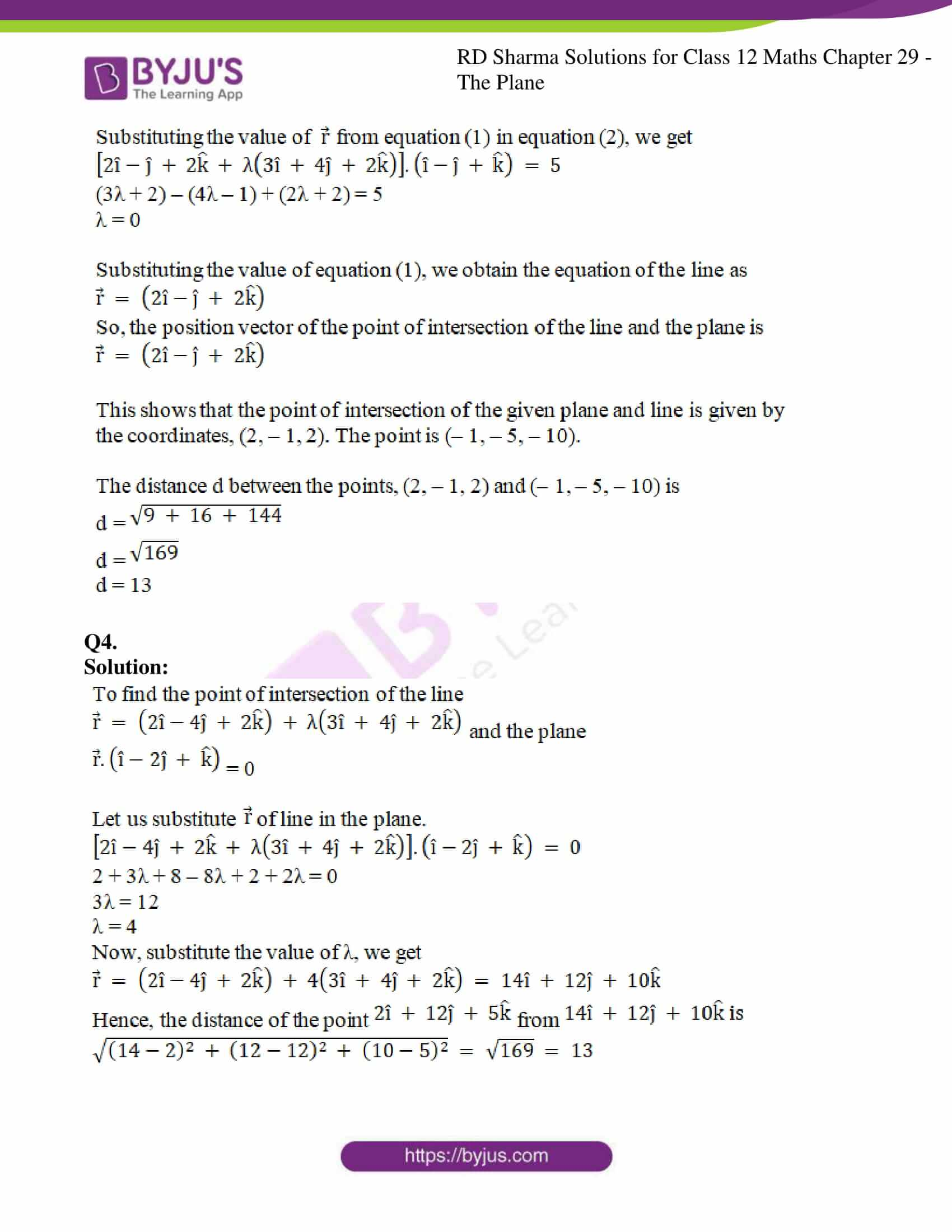 rd sharma solutions for class 12 maths chapter 29 ex 12 3