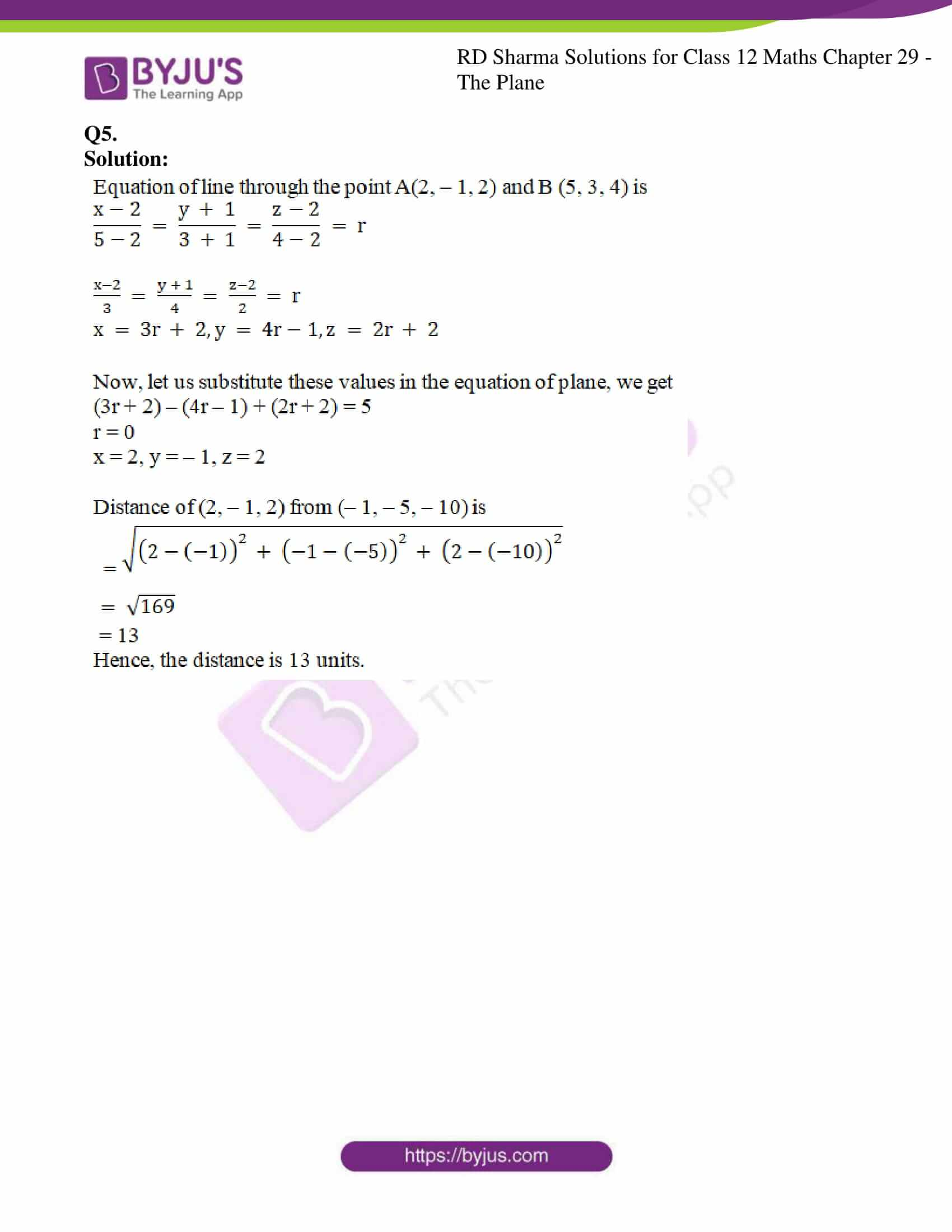rd sharma solutions for class 12 maths chapter 29 ex 12 4
