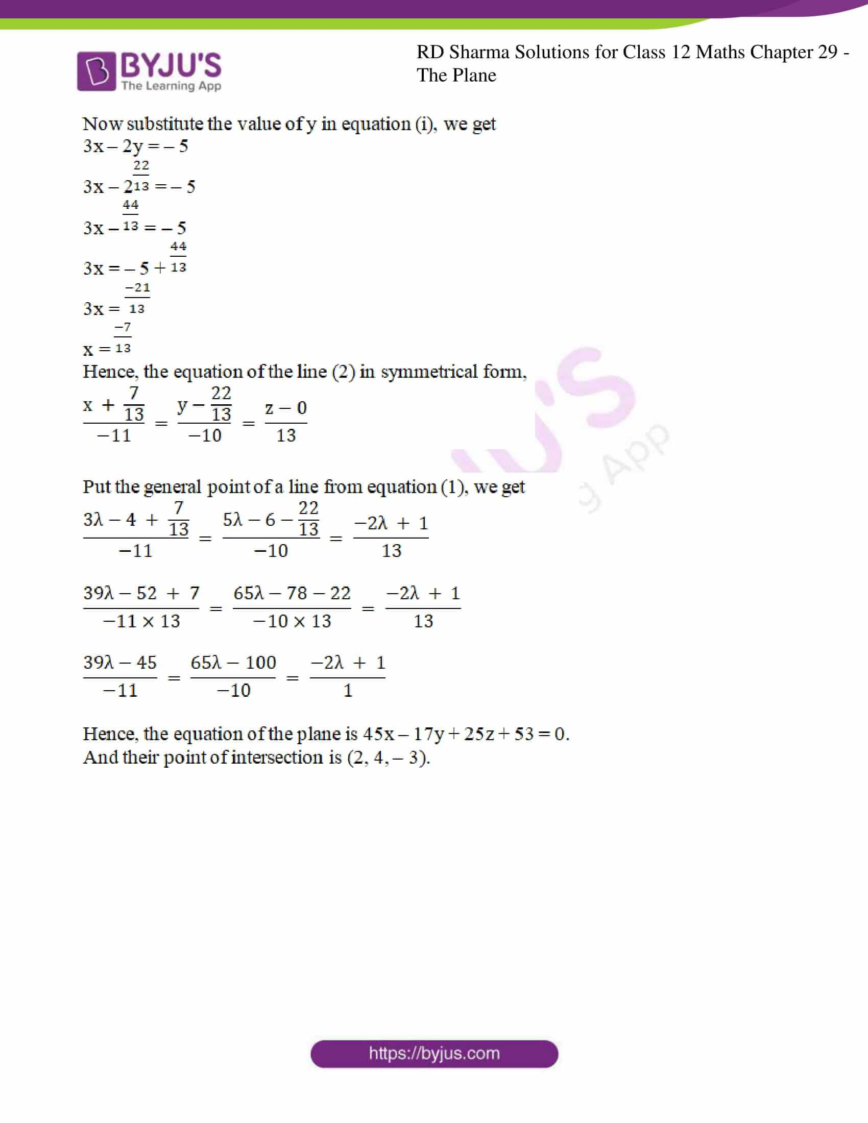 rd sharma solutions for class 12 maths chapter 29 ex 13 7