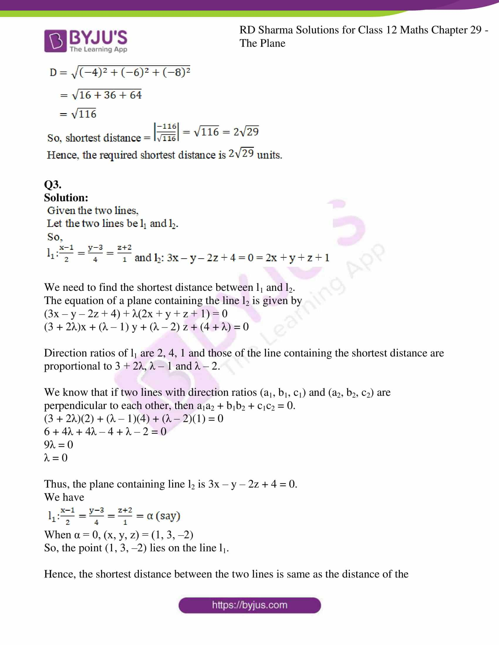 rd sharma solutions for class 12 maths chapter 29 ex 14 4
