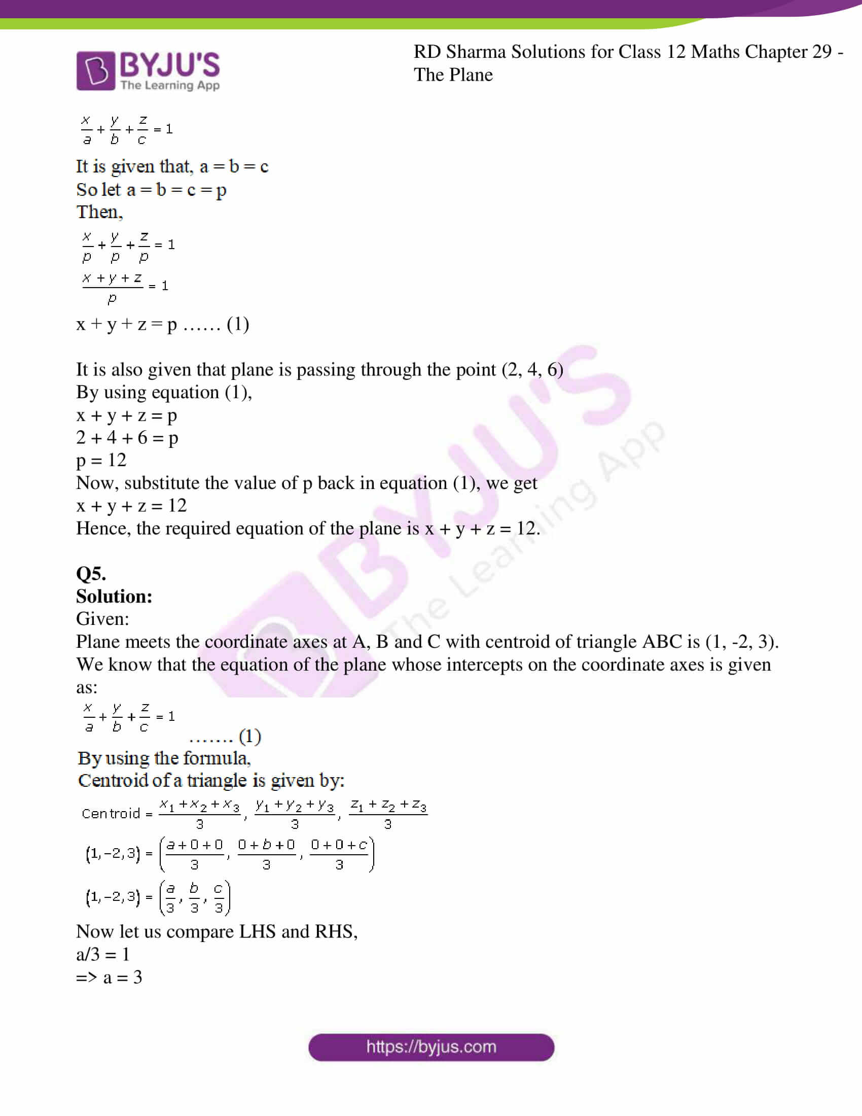 rd sharma solutions for class 12 maths chapter 29 ex 2 4