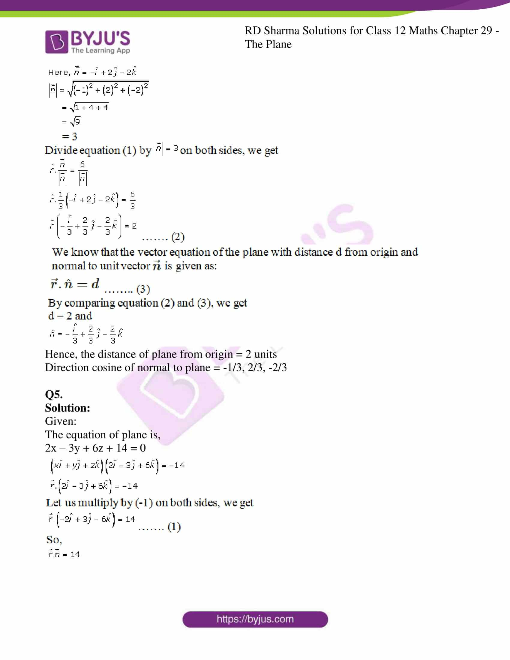 rd sharma solutions for class 12 maths chapter 29 ex 4 3