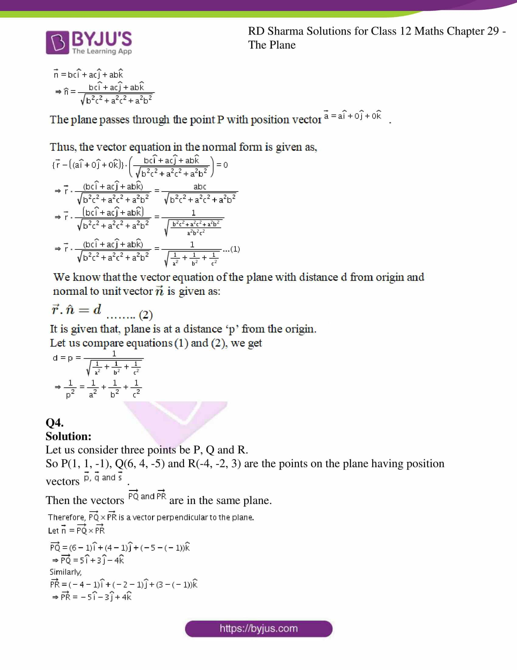 rd sharma solutions for class 12 maths chapter 29 ex 5 3