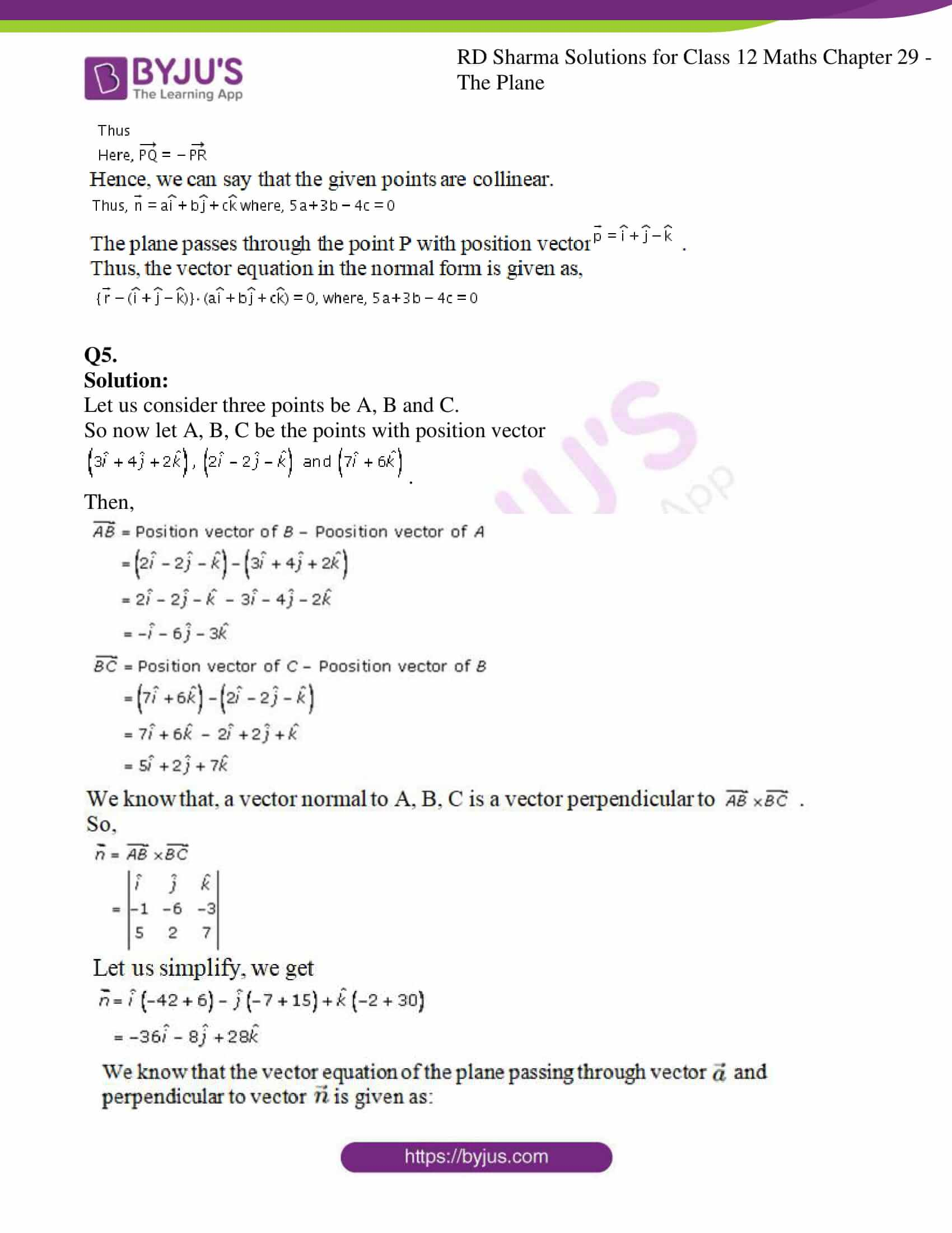 rd sharma solutions for class 12 maths chapter 29 ex 5 4