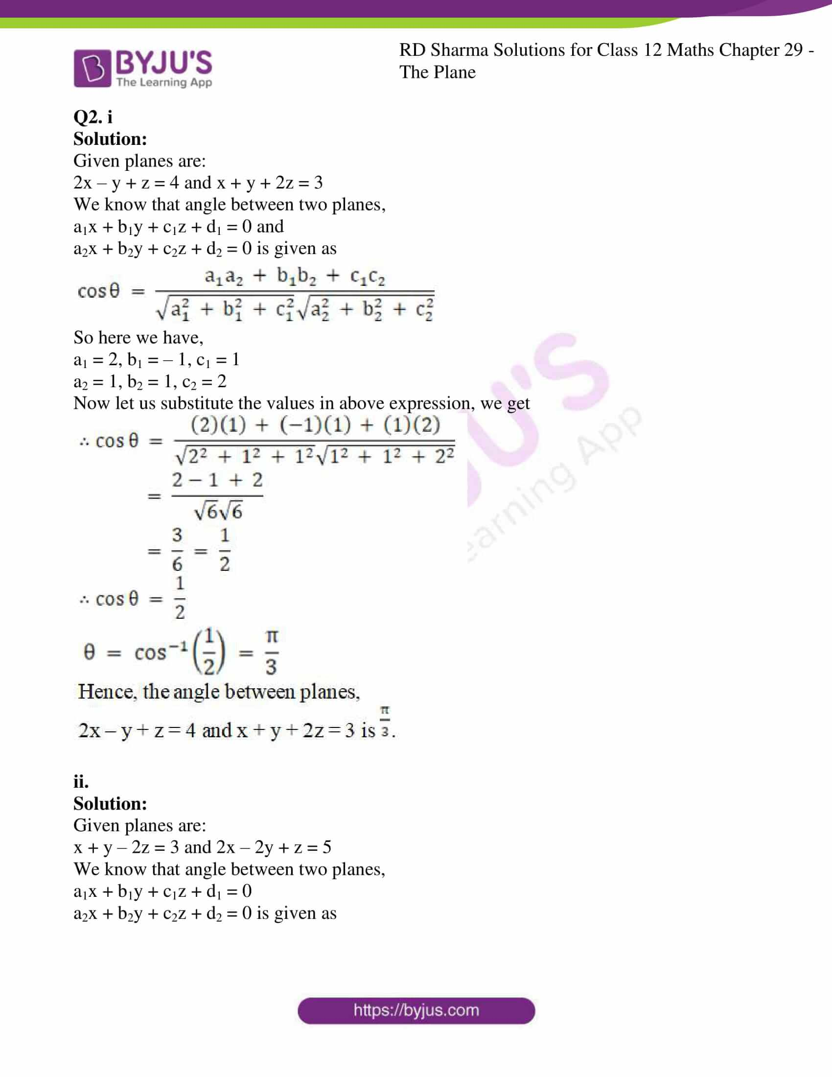 rd sharma solutions for class 12 maths chapter 29 ex 6 04