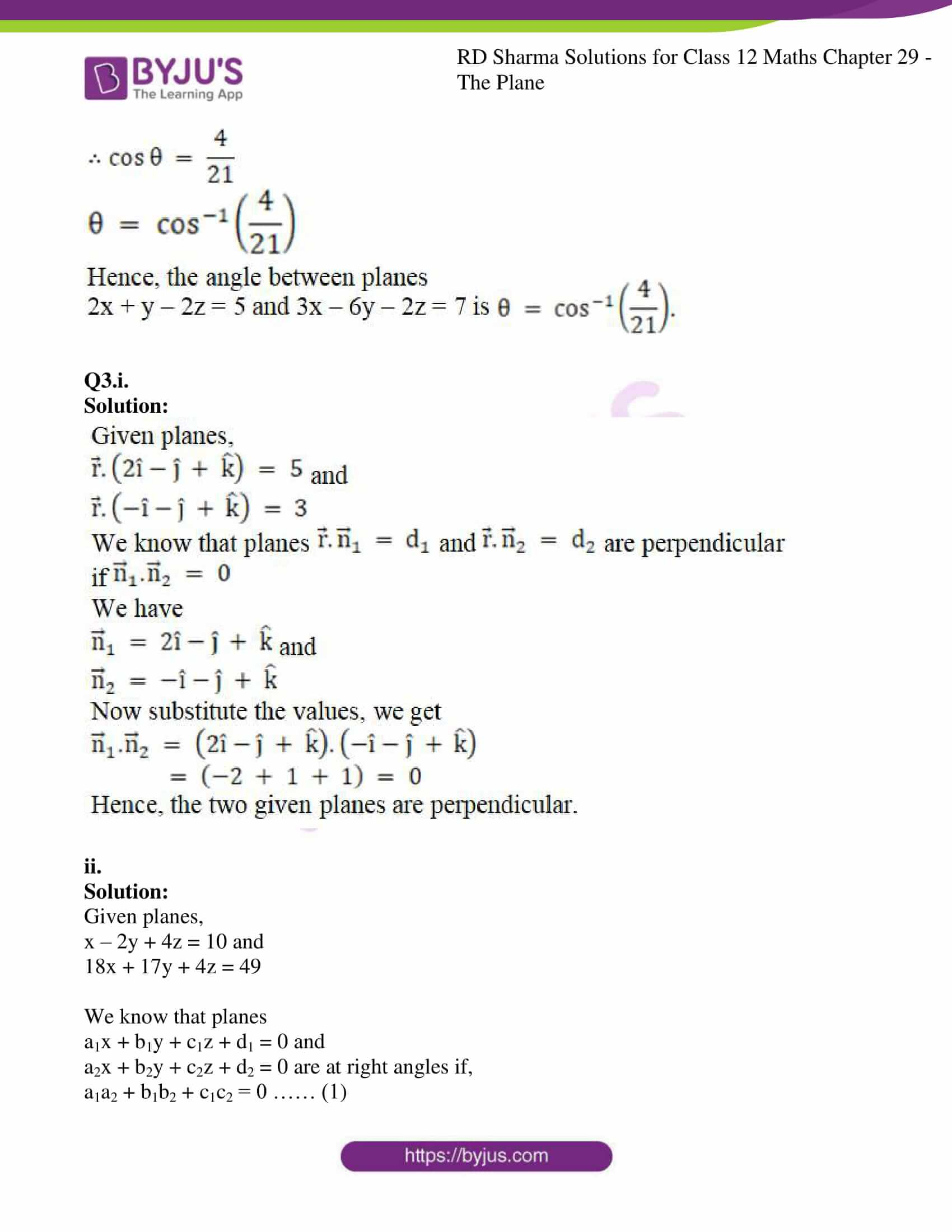 rd sharma solutions for class 12 maths chapter 29 ex 6 08