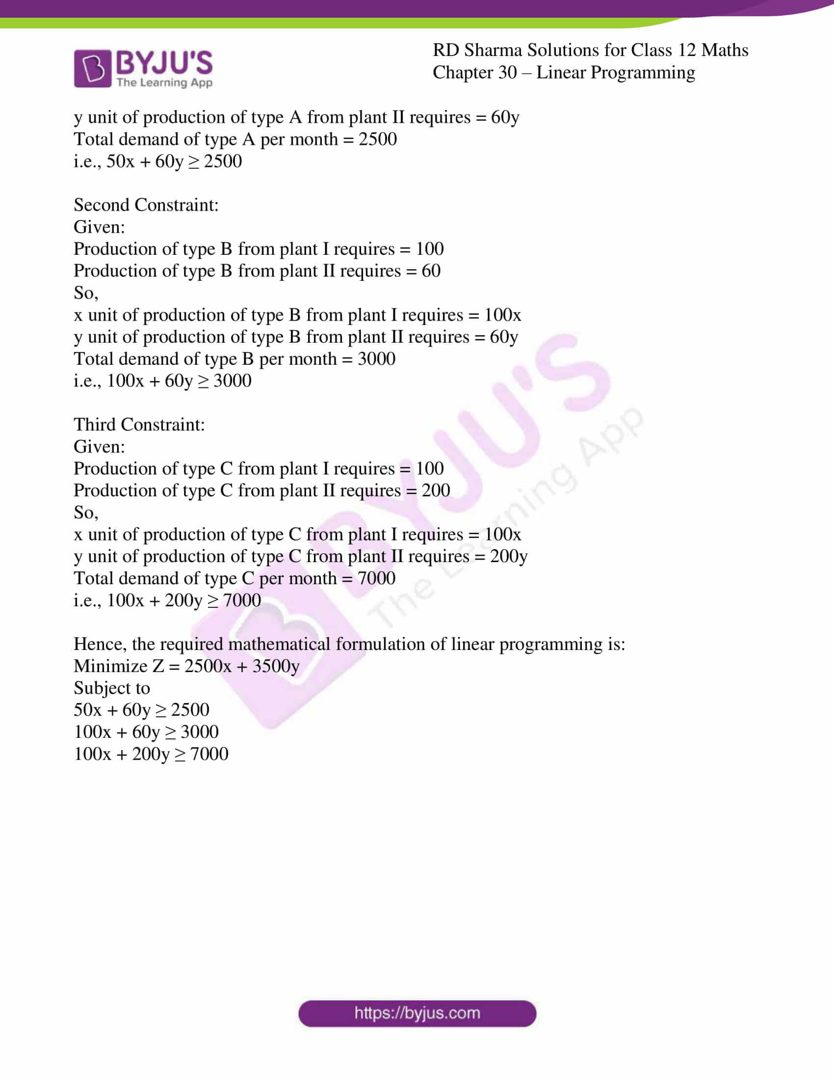 rd sharma solutions for class 12 maths chapter 30 ex 1 7